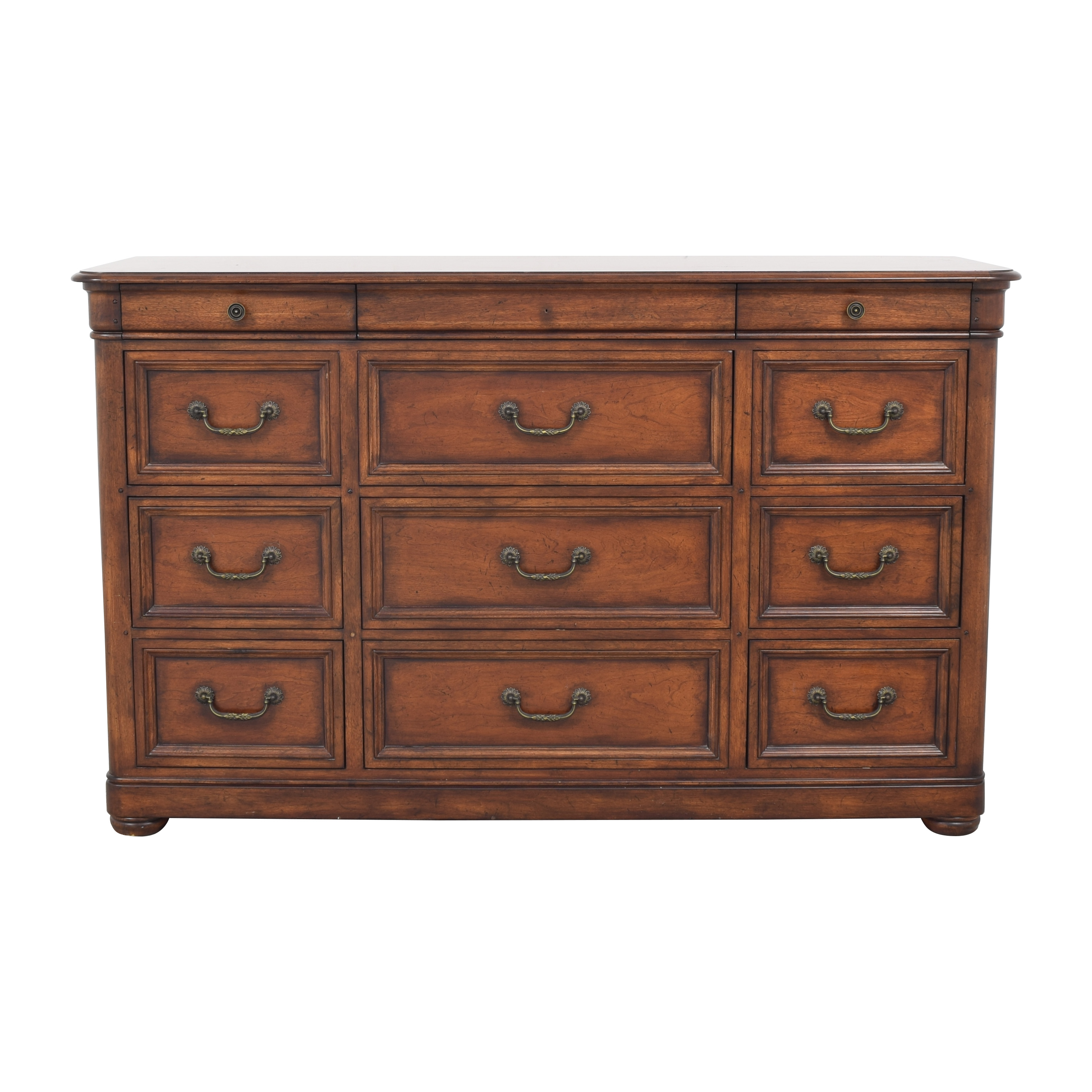 buy  Twelve Drawer Triple Dresser online