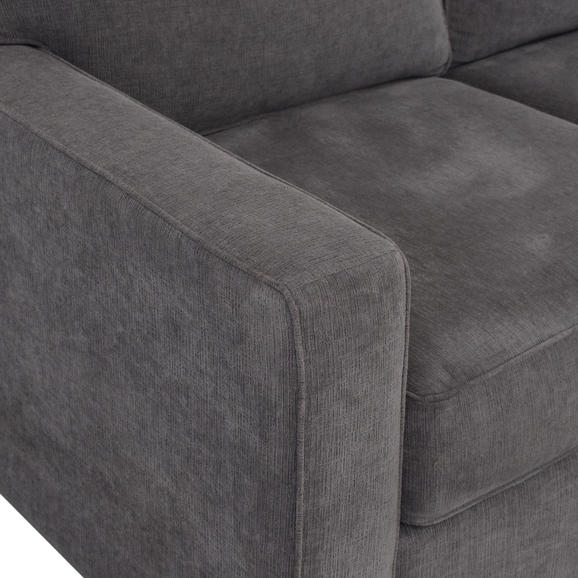 shop Macy's Radley Fabric Sofa Macy's