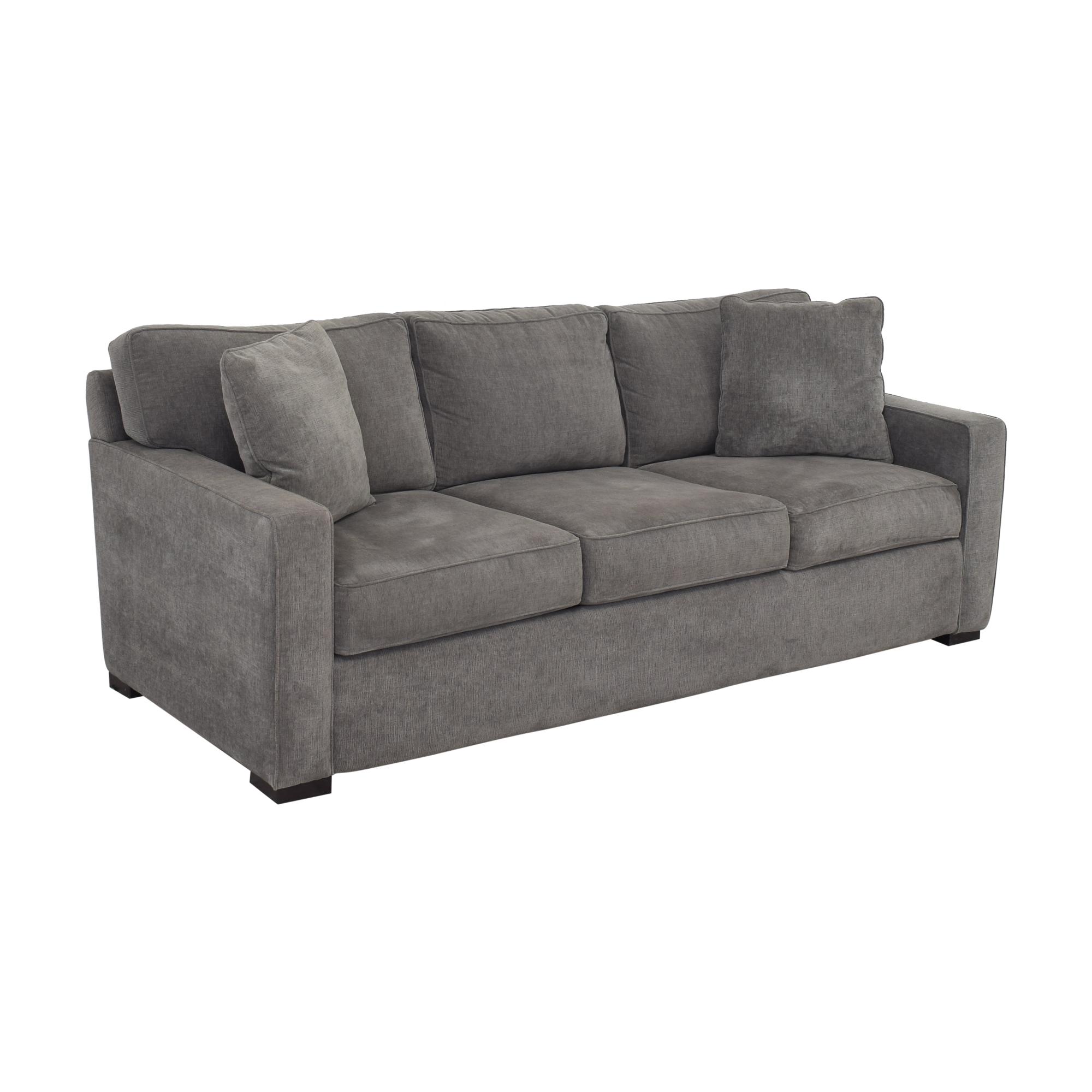 shop Macy's Radley Fabric Sofa Macy's Classic Sofas