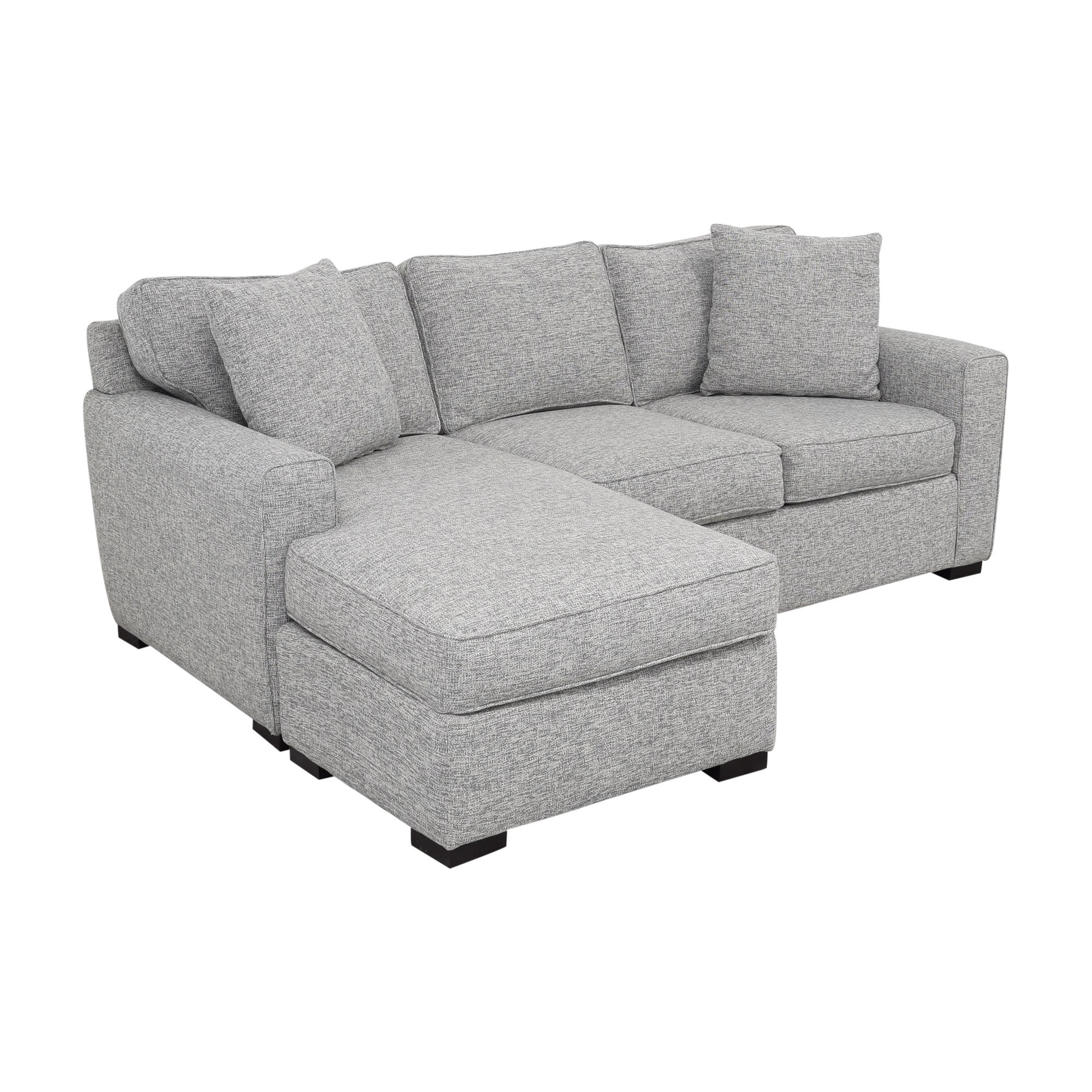 Jonathan Louis Jonathan Louis Callington Sectional Sofa Sofas
