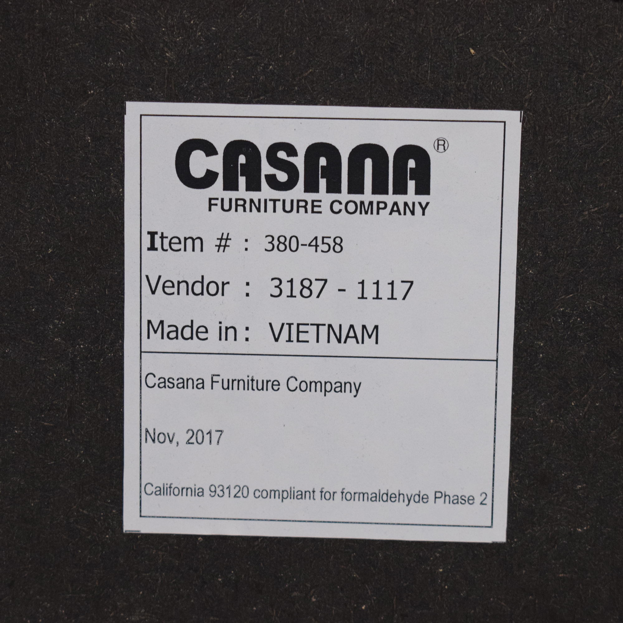 Casana Furniture Casana Furniture Freeport Dresser with Mirror Storage