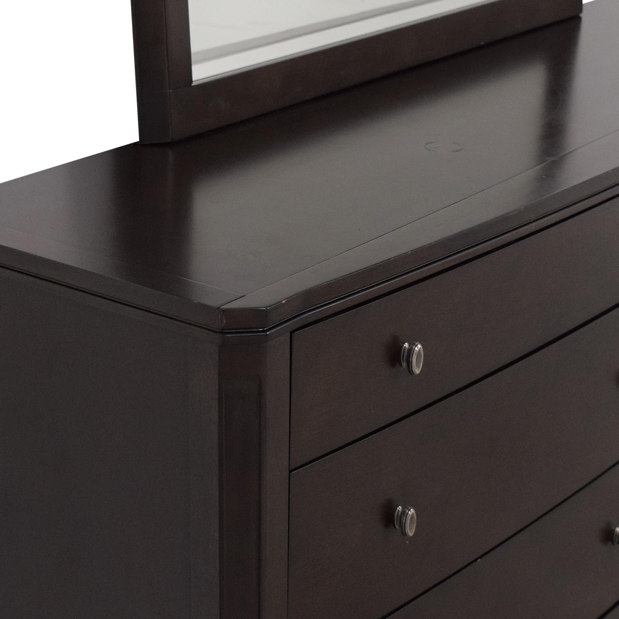 Casana Furniture Casana Furniture Freeport Dresser with Mirror price