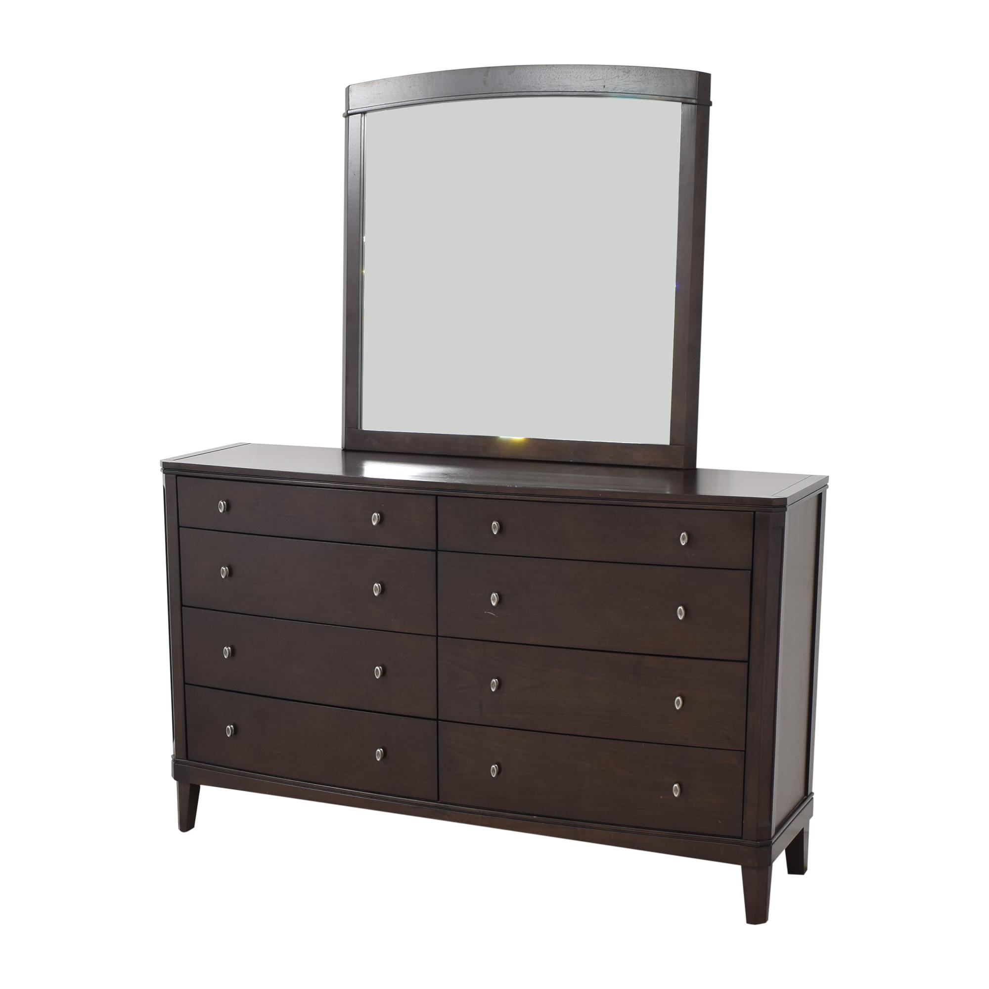 Casana Furniture Casana Furniture Freeport Dresser with Mirror dimensions
