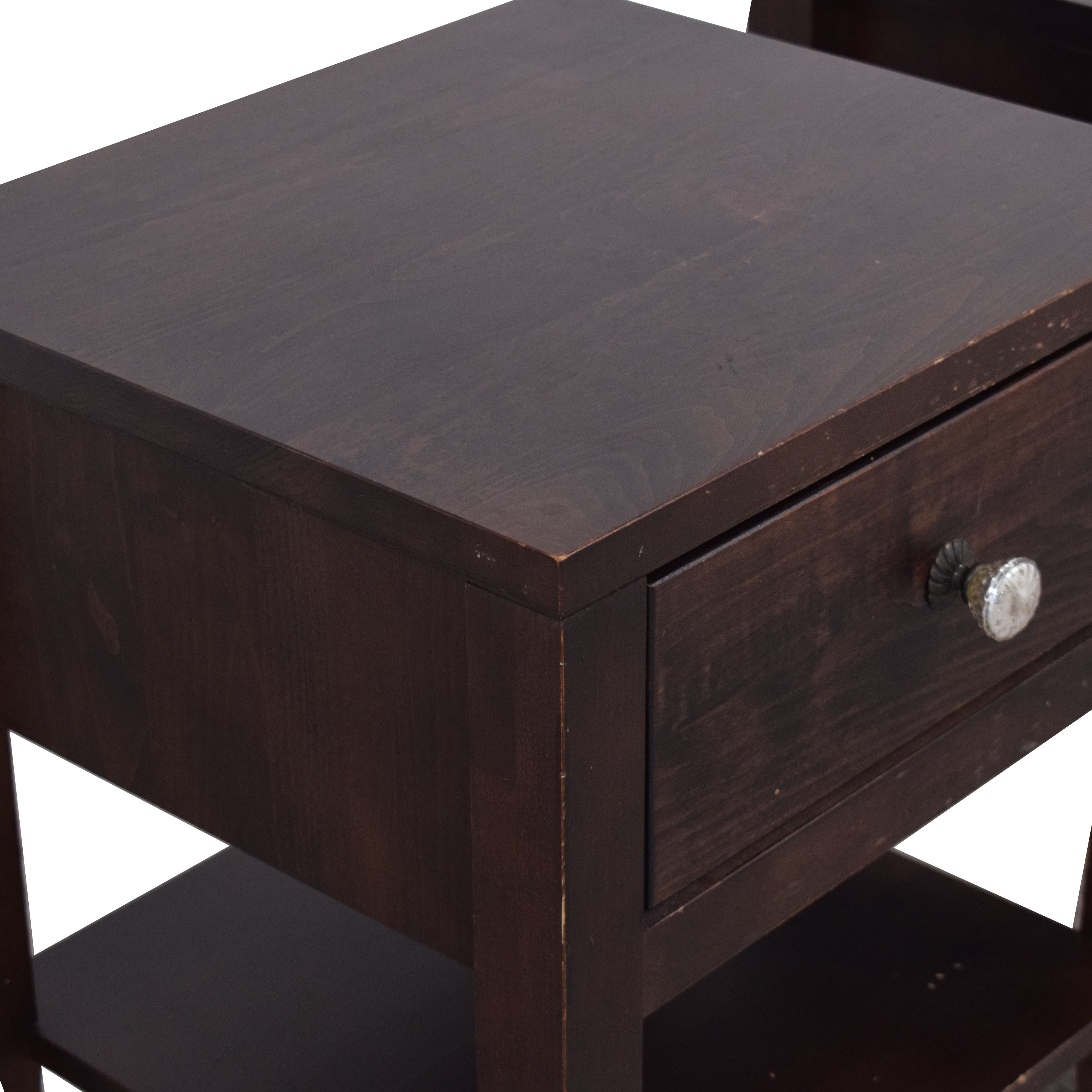 shop Room & Board Calvin Single-Drawer End Tables Room & Board Tables