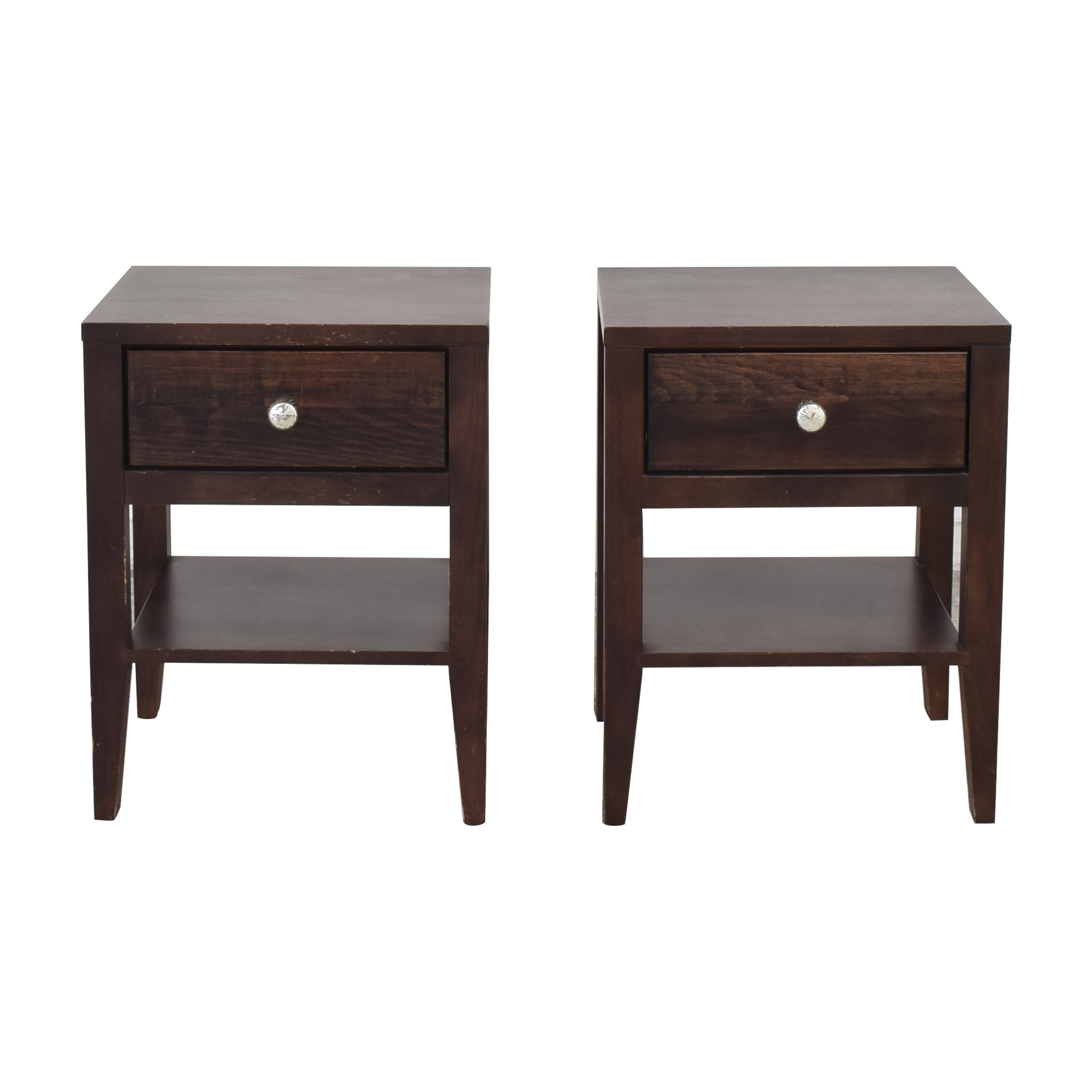buy Room & Board Calvin Single-Drawer End Tables Room & Board