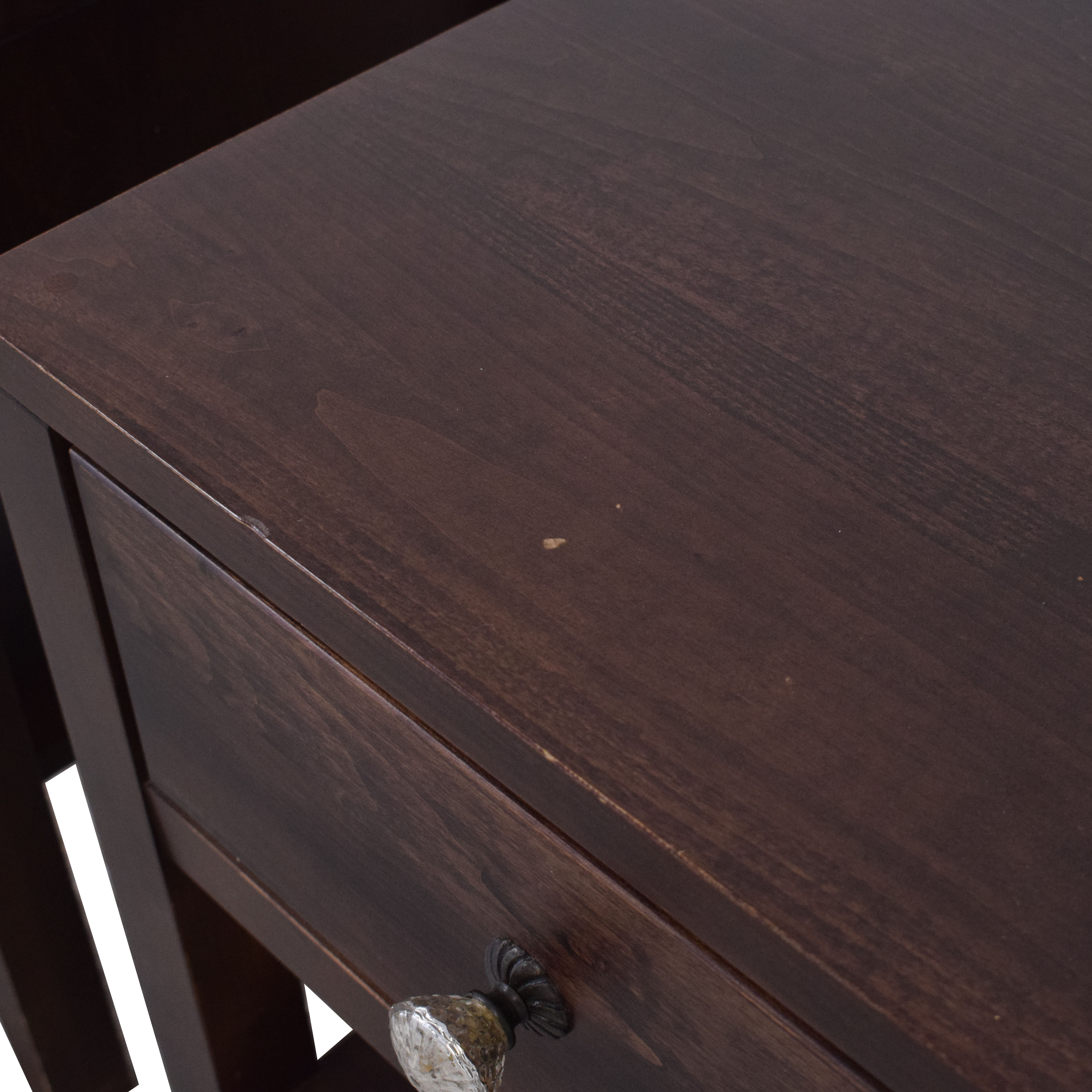 shop Room & Board Calvin Single-Drawer End Tables Room & Board End Tables