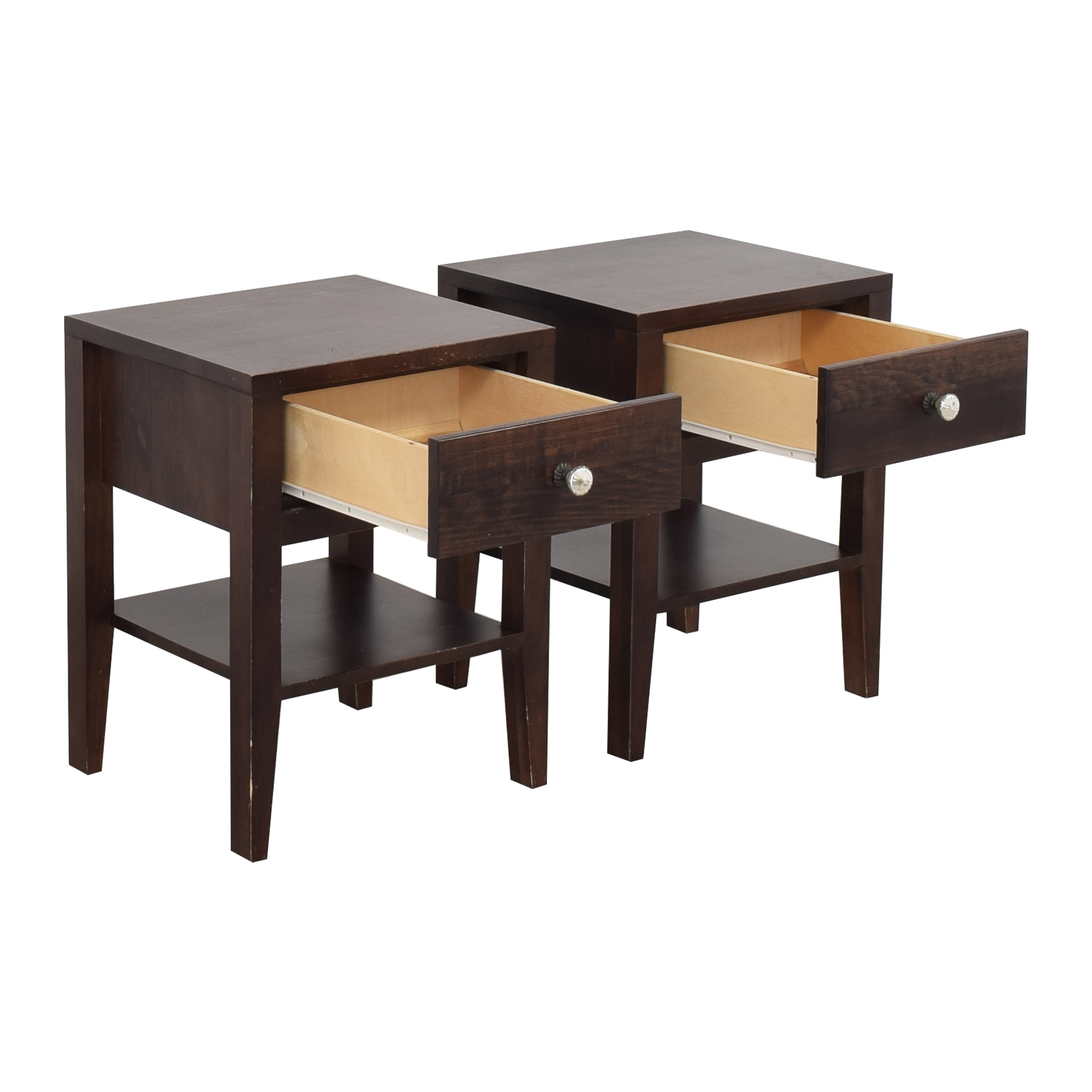 buy Room & Board Calvin Single-Drawer End Tables Room & Board End Tables