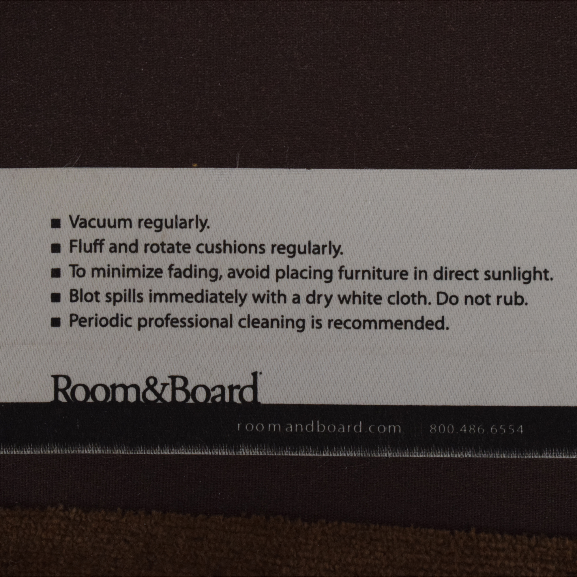 Room & Board Room & Board Andre Sofa used