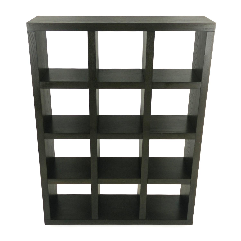 84 off west elm west elm book shelf storage rh kaiyo com modern bookshelves on sale book shelves on sale philippines