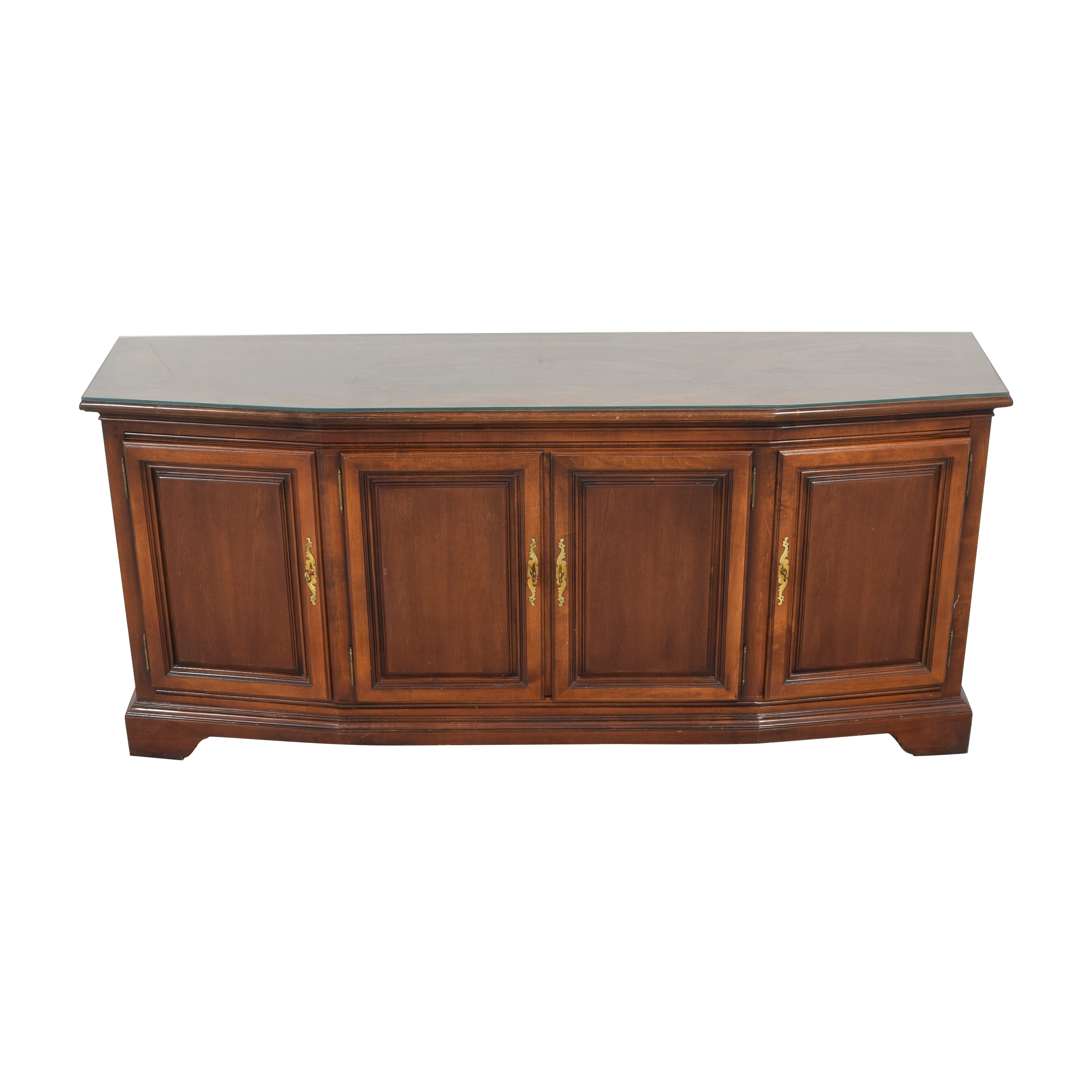 Bow Front Sideboard for sale