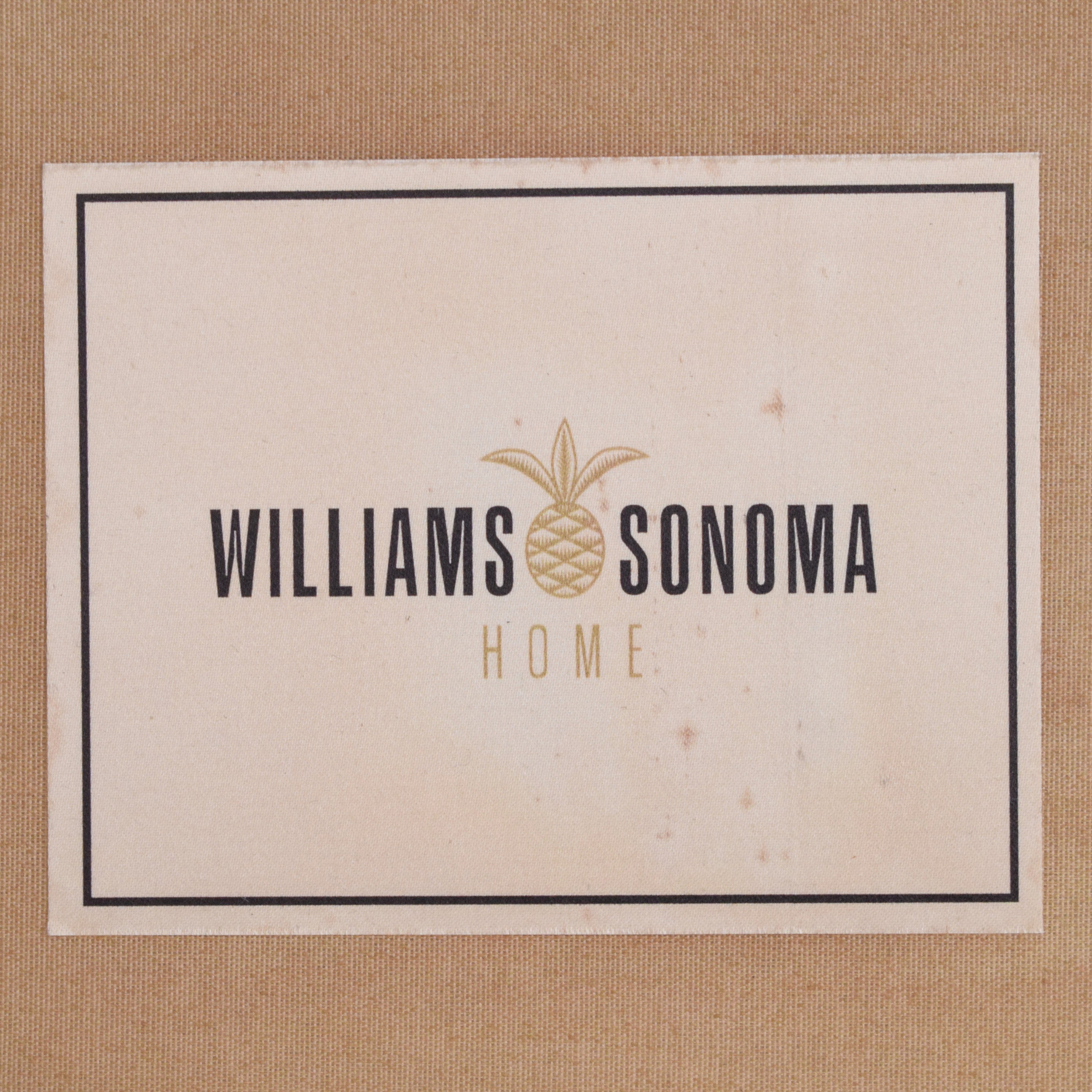 Williams Sonoma Williams Sonoma Yountville Sectional used
