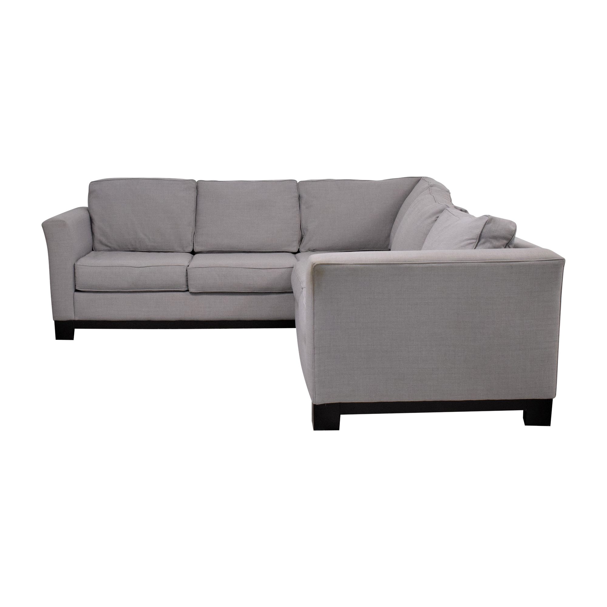 Macy's Macy's Elliot 2pc Sleeper Sofa Sectional price