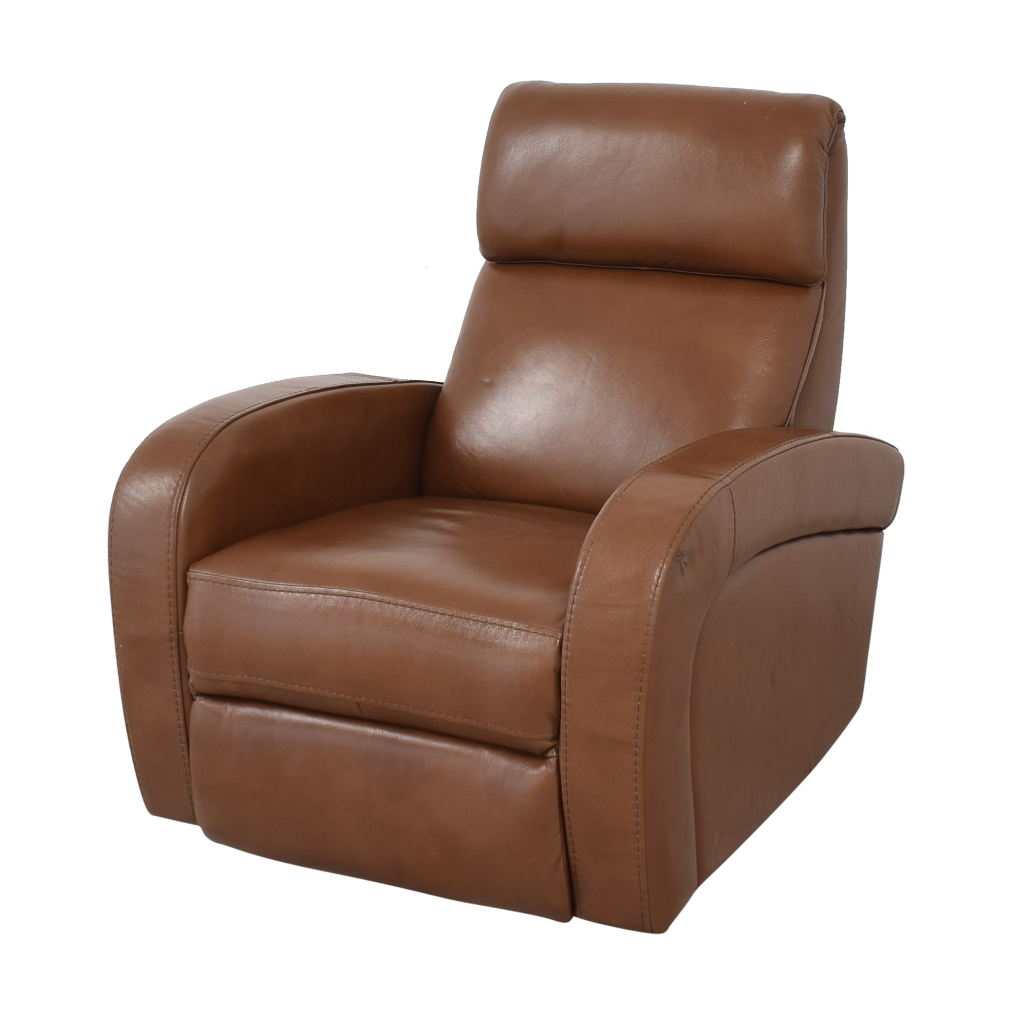 Macy's Manual Swivel Glider Recliner Chairs
