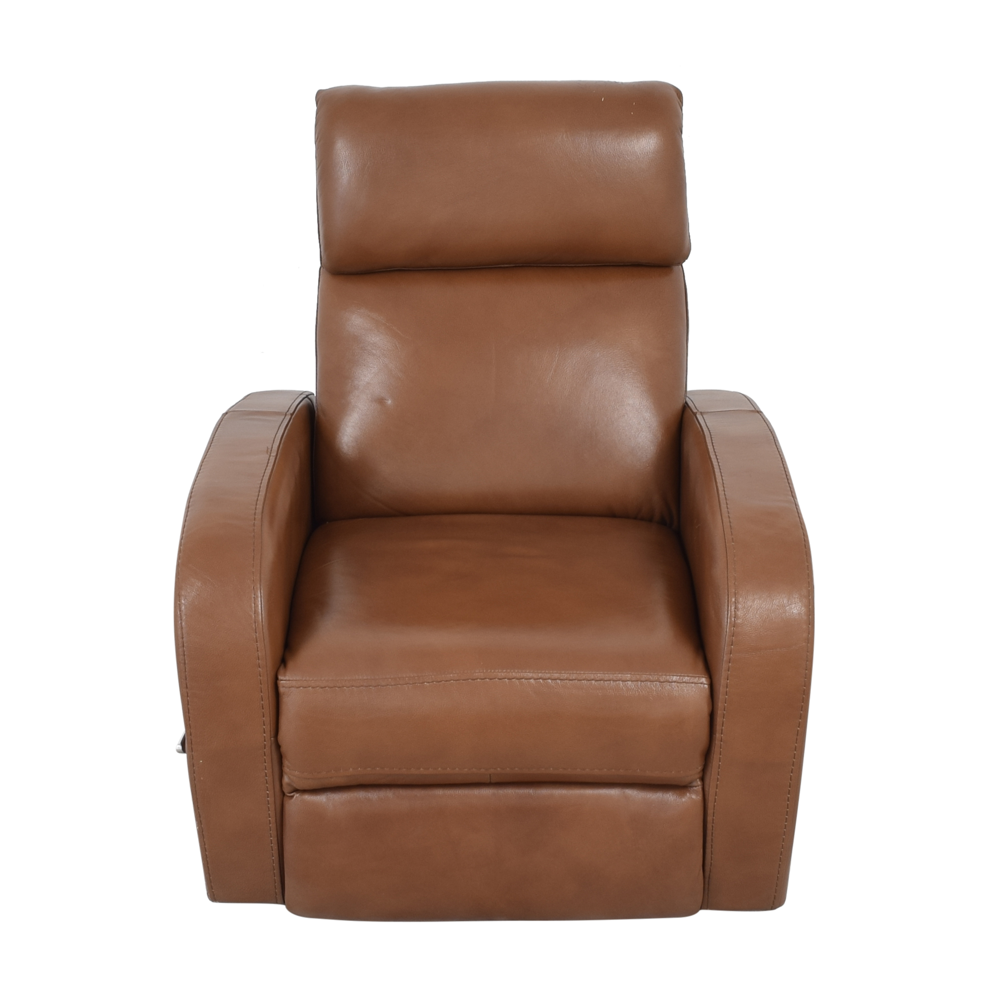 Macy's Manual Swivel Glider Recliner pa