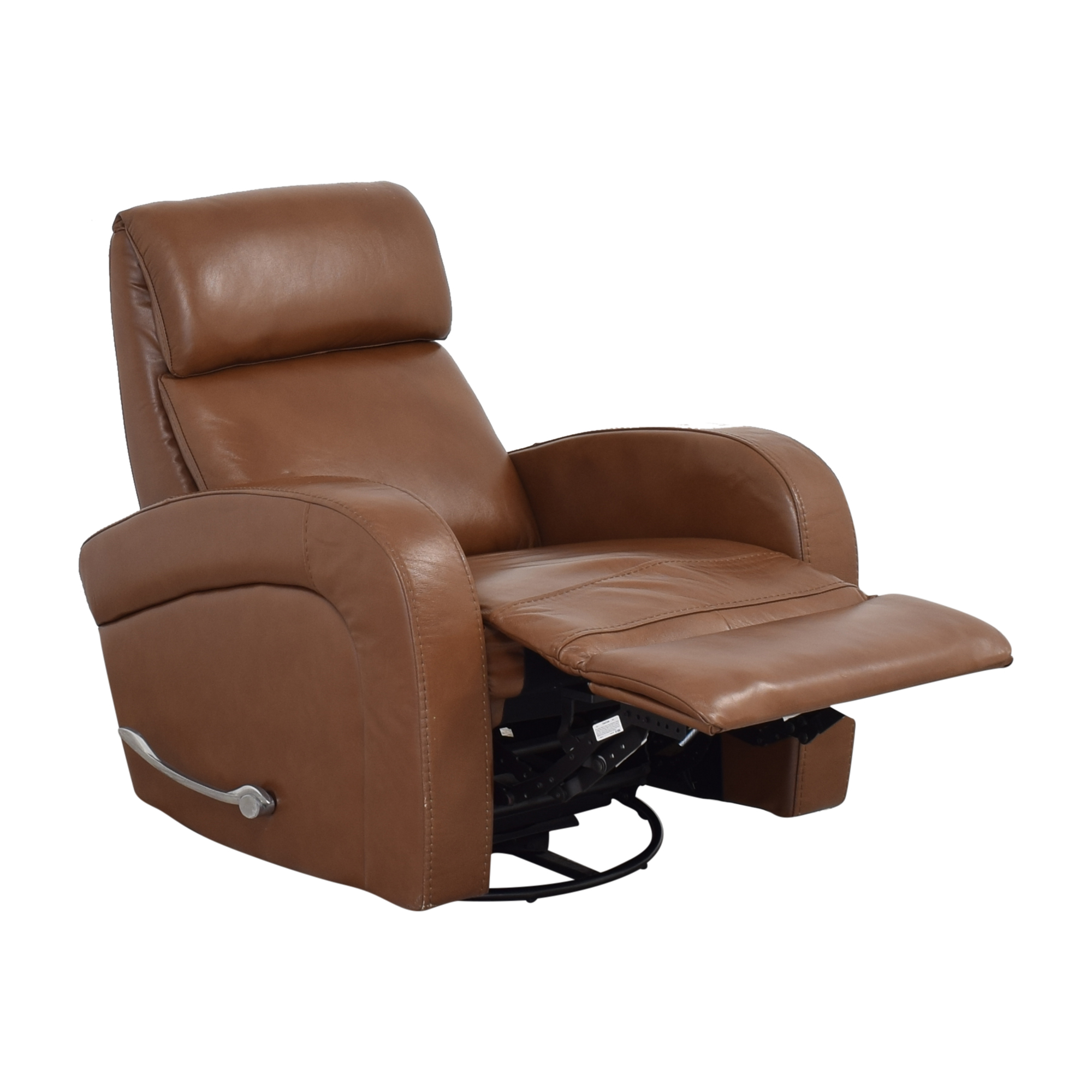 Macy's Manual Swivel Glider Recliner nj