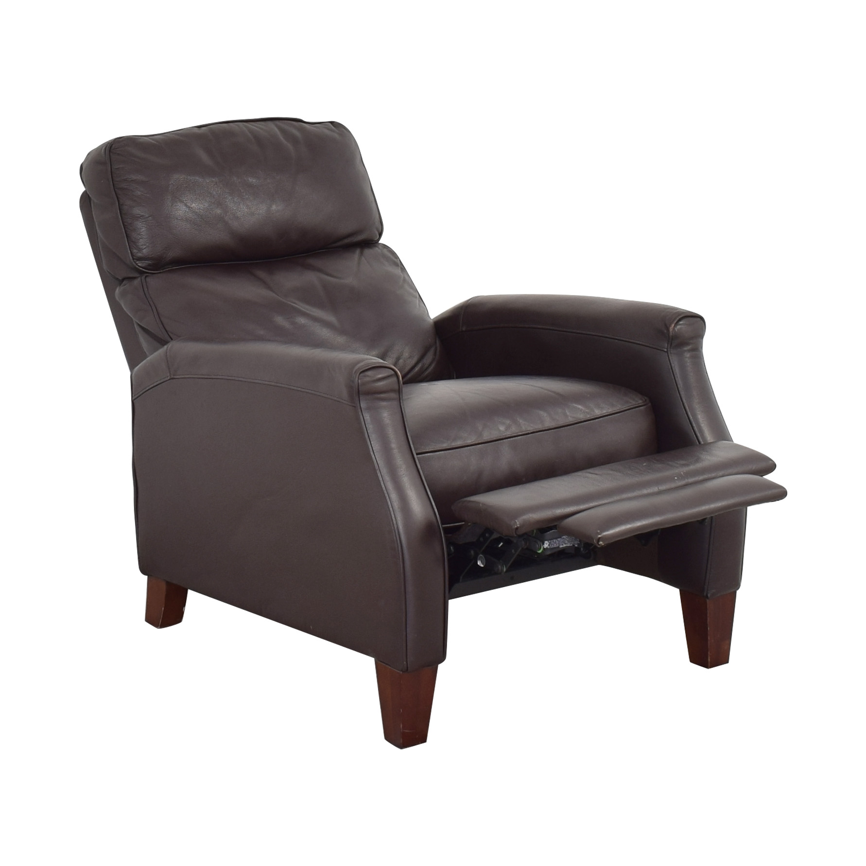 Macy's Macy's Leather Recliner Armchair discount