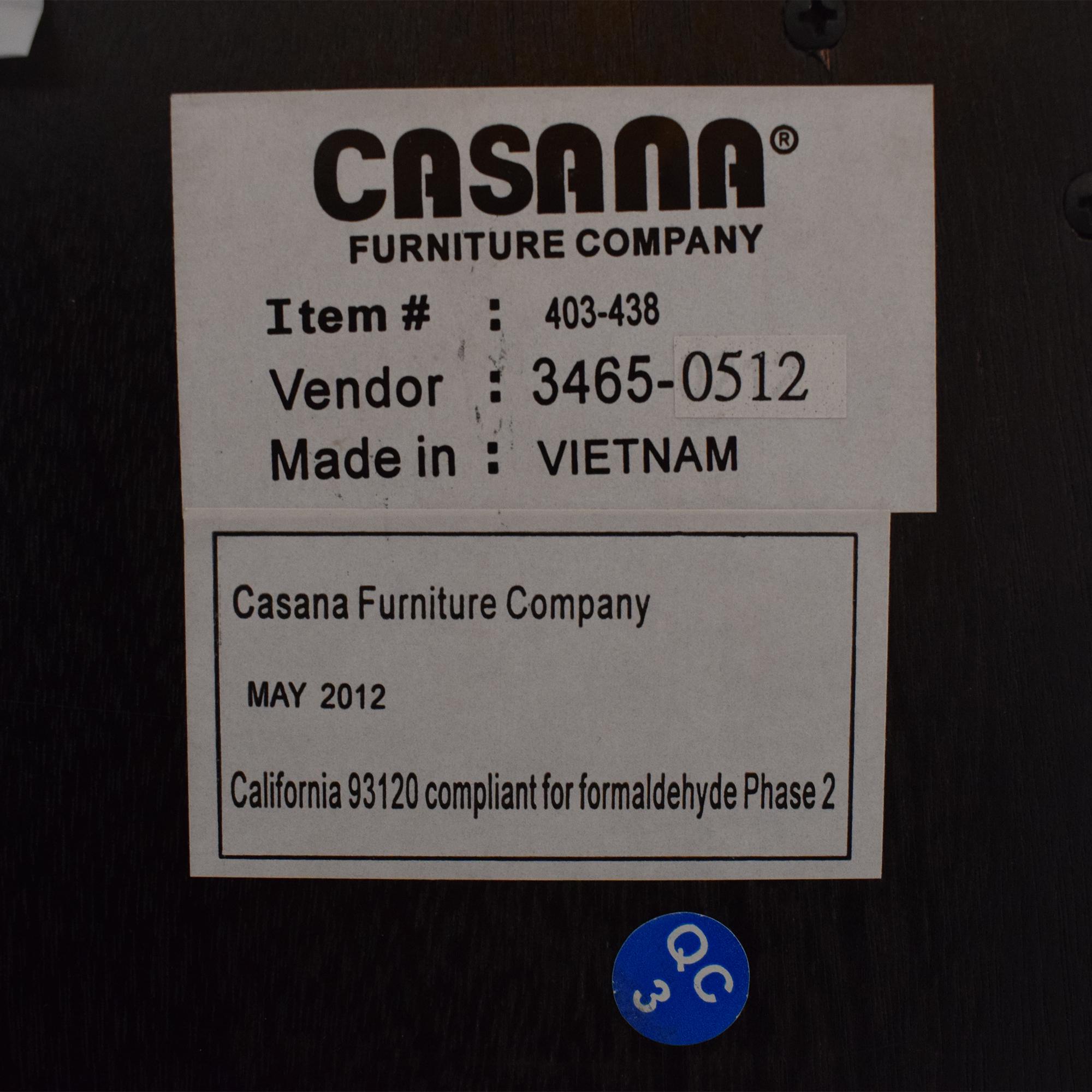 Casana Furniture Casana Eight Drawer Chest second hand