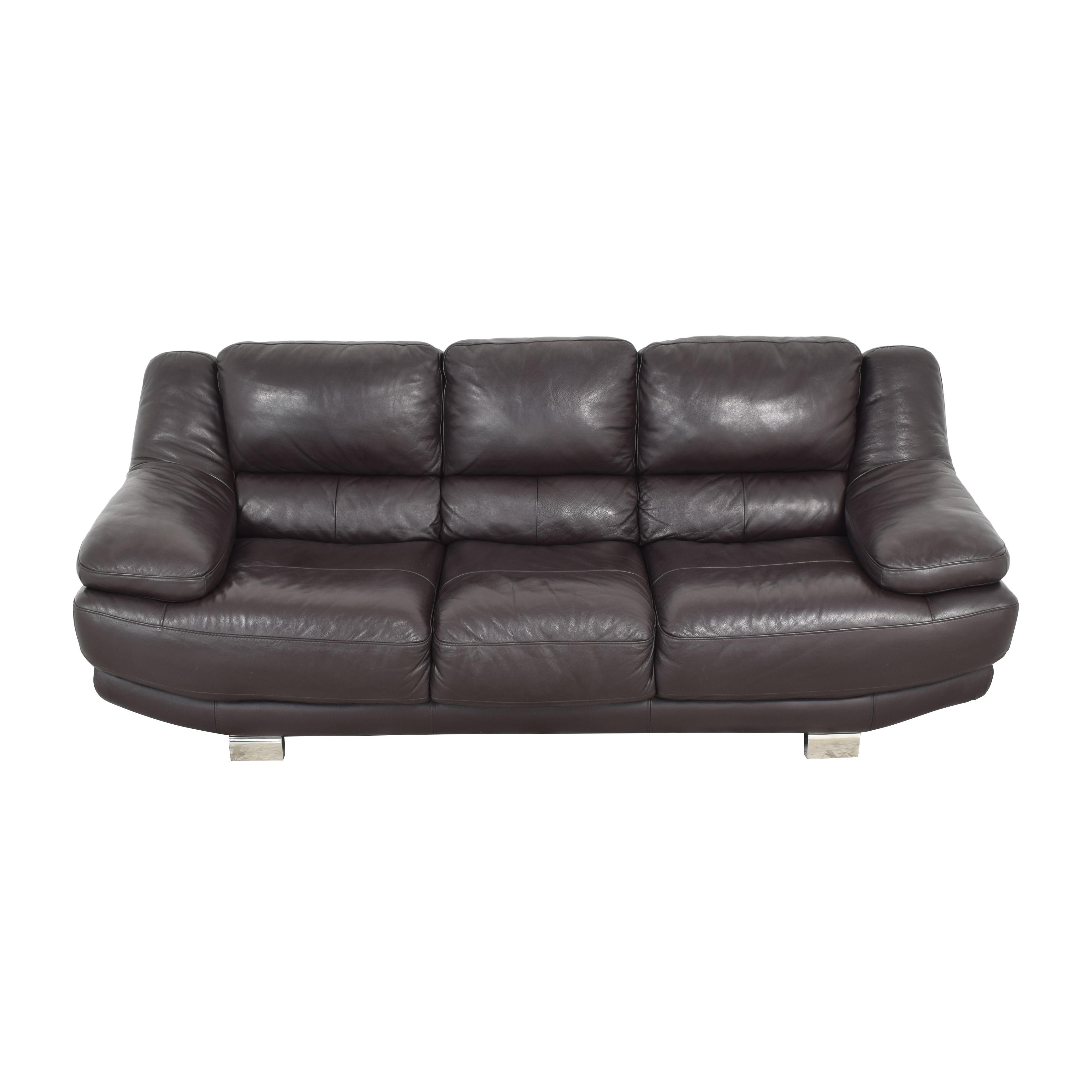 Raymour & Flanigan Raymour & Flanigan Three Seat Sofa discount