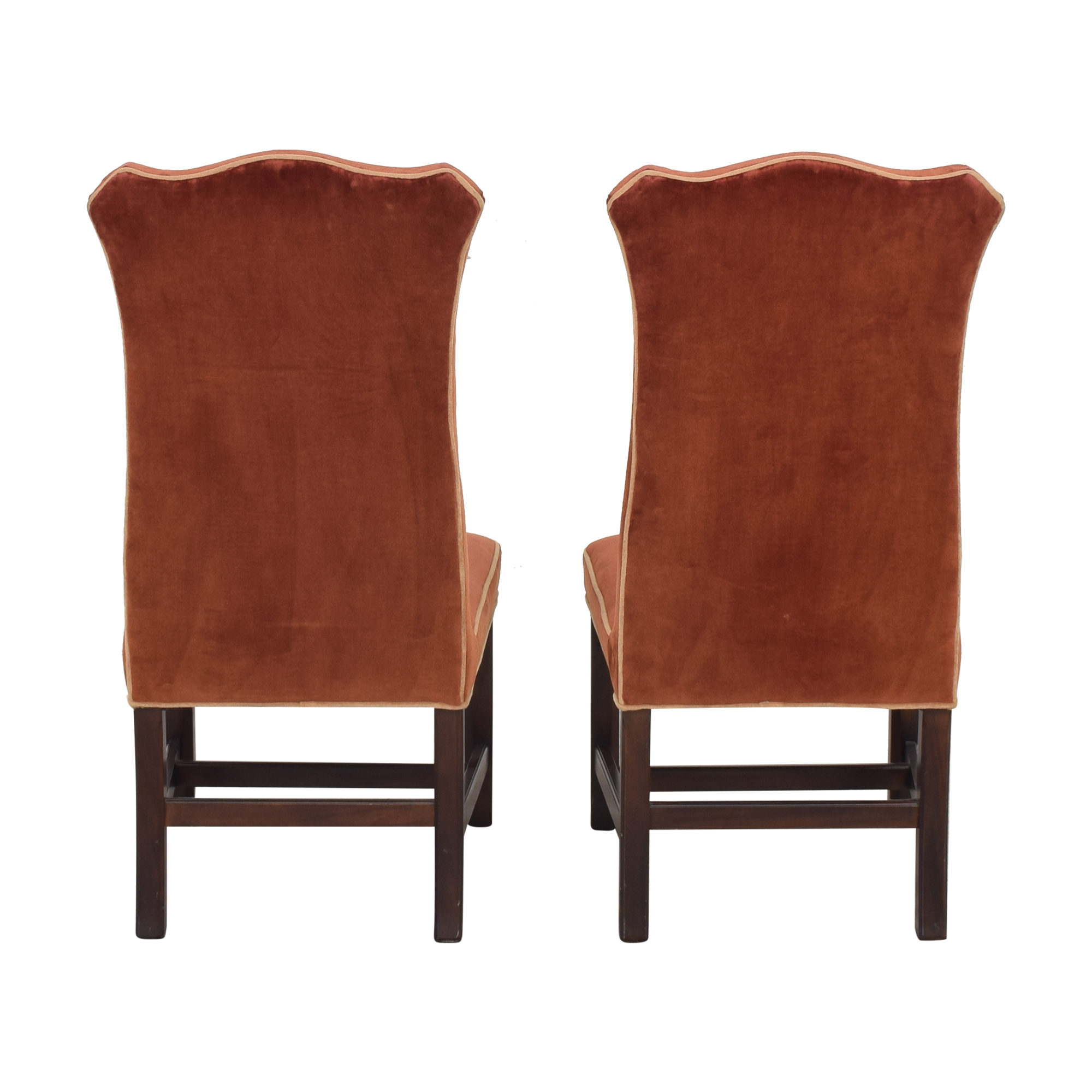 Ethan Allen Traditional Classics Upholstered Dining Chairs Ethan Allen