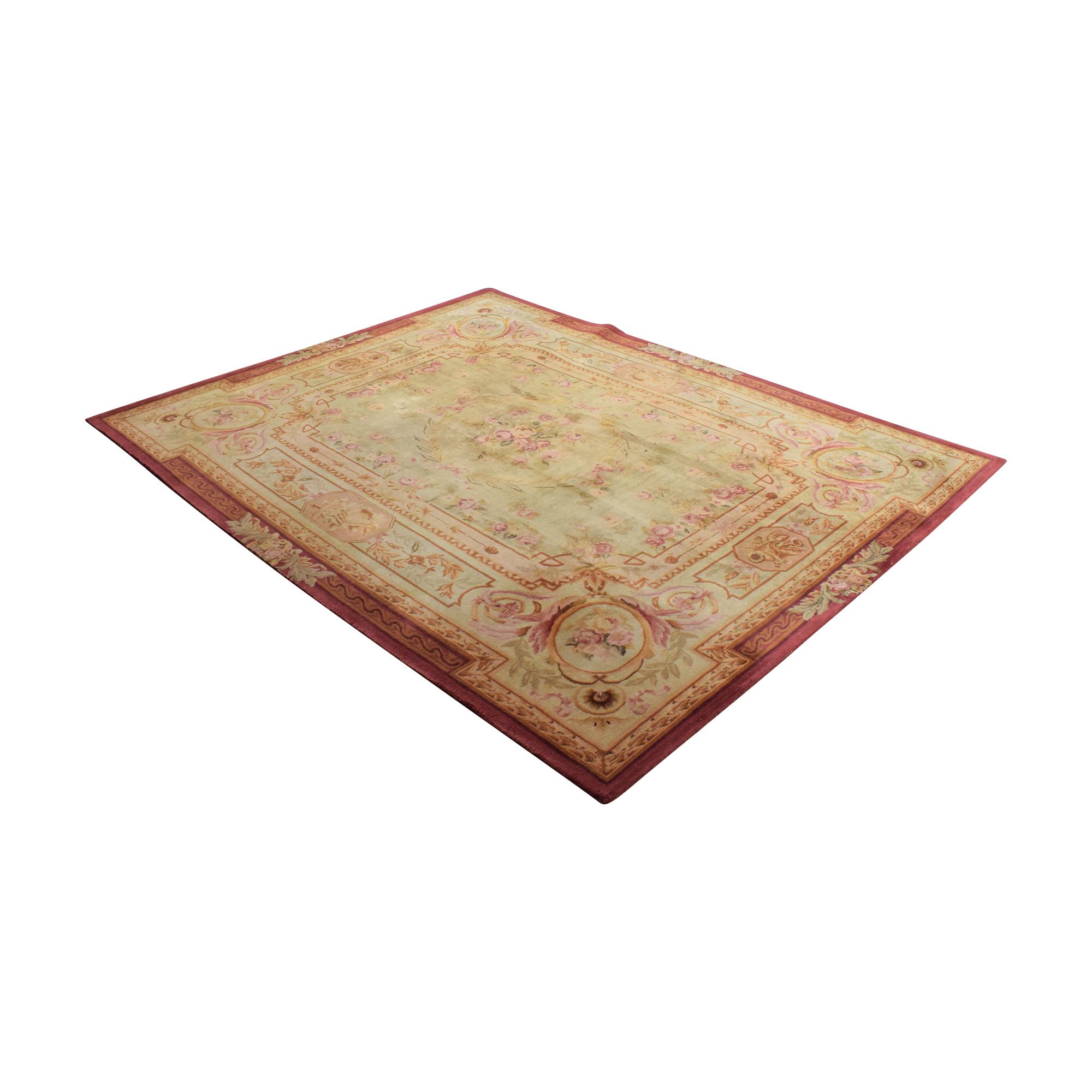 ABC Carpet & Home ABC Carpet & Home Savonery Rug second hand