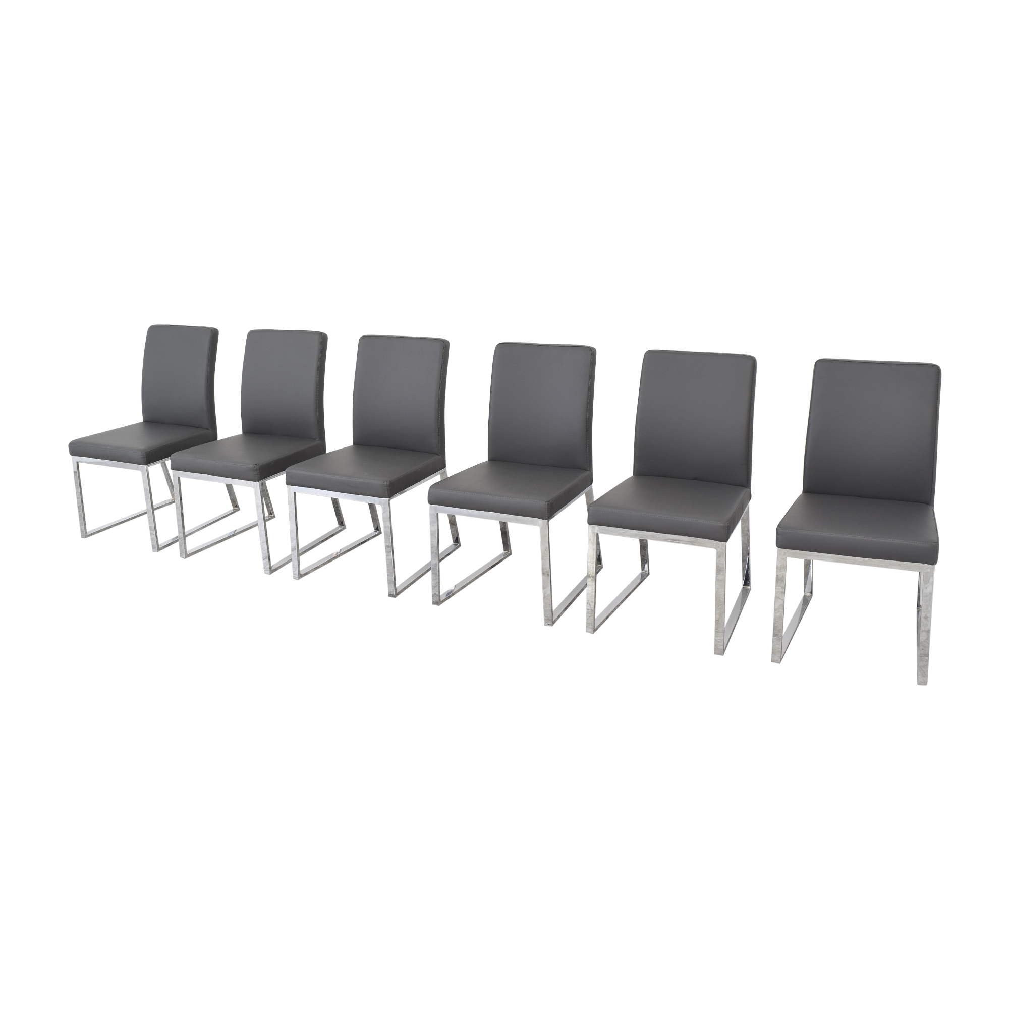 Modani Modani Niero Dining Chairs second hand