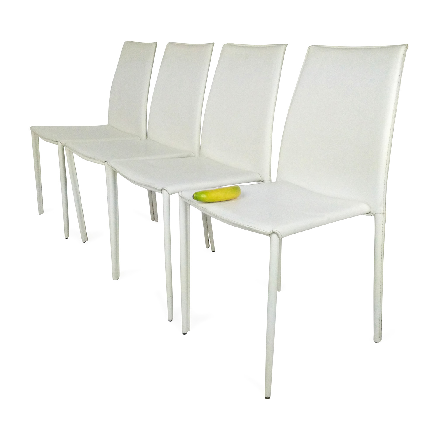 Pleasant 63 Off Allmodern All Modern 4 Dining Chairs Chairs Dailytribune Chair Design For Home Dailytribuneorg