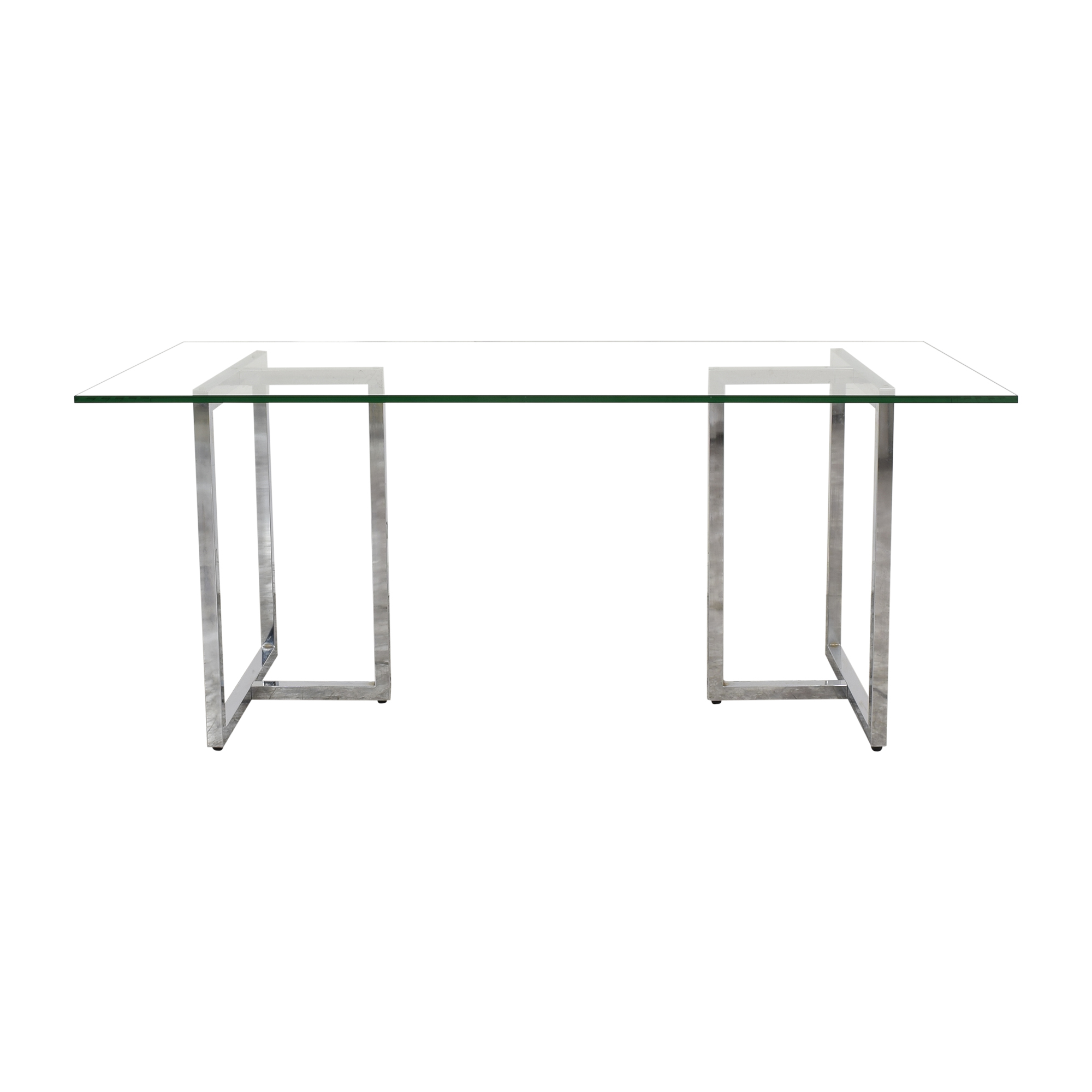 shop CB2 CB2 Silverado Rectangular Dining Table online
