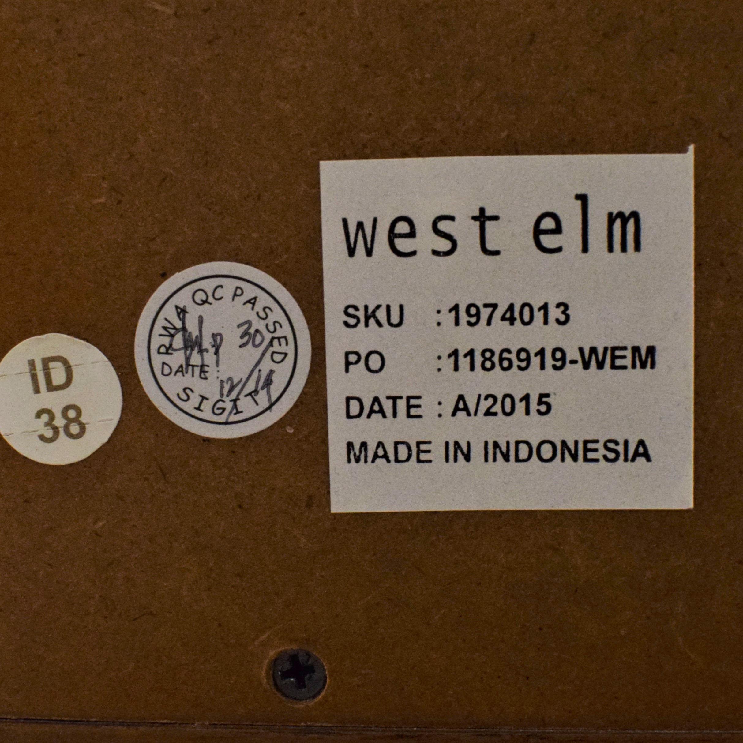 West Elm West Elm Malone Campaign Dresser nj