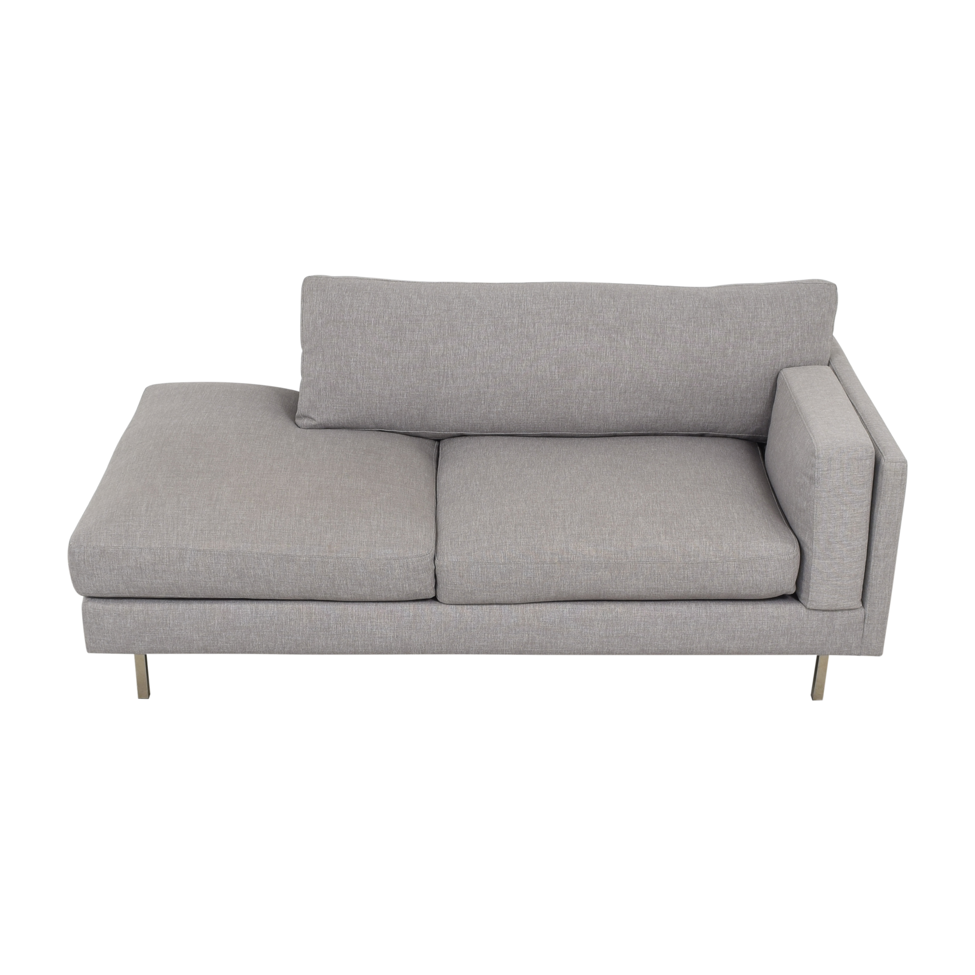 BenchMade Modern BenchMade Modern Skinny Fat Sofa with Bumper price