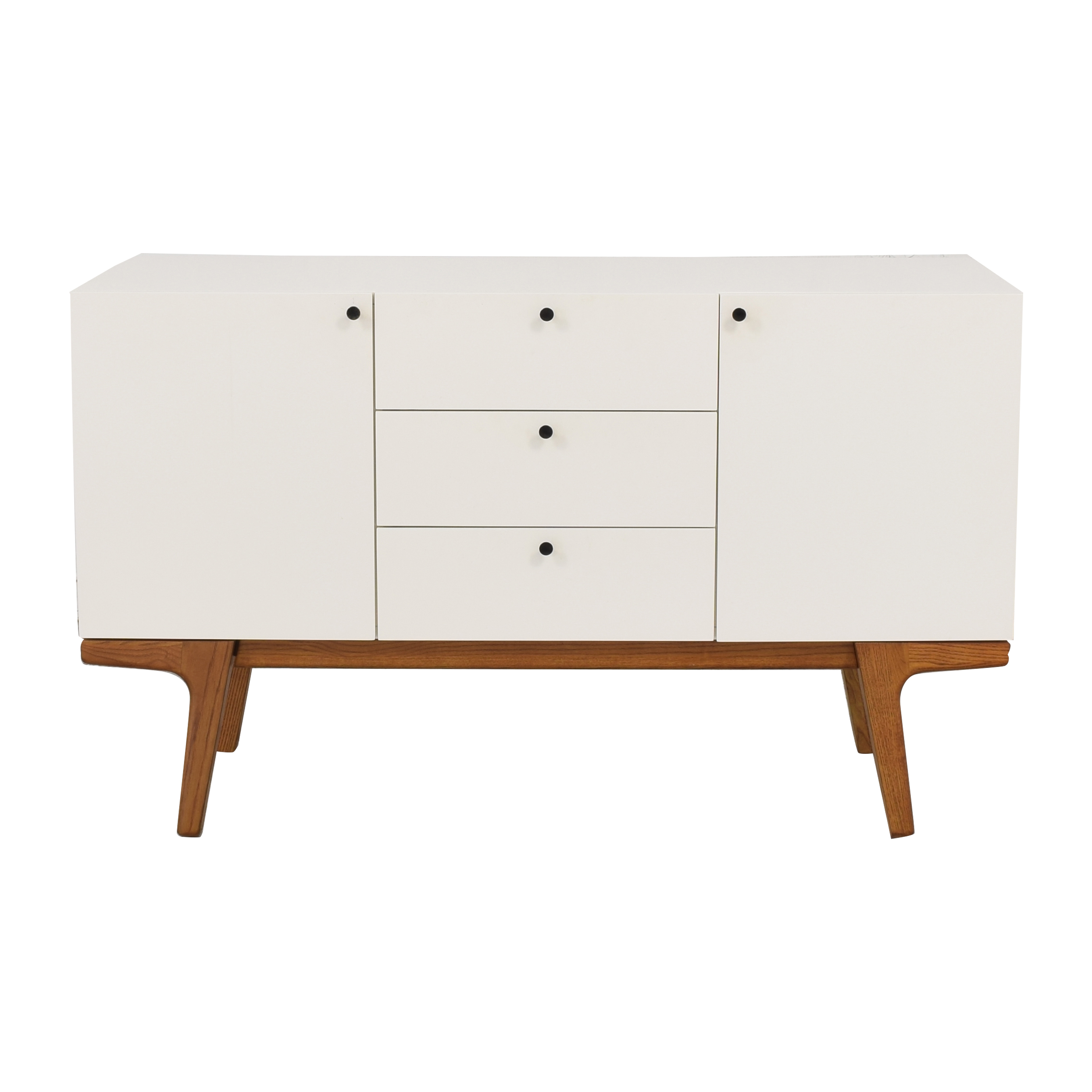 West Elm West Elm Modern Media Console for sale