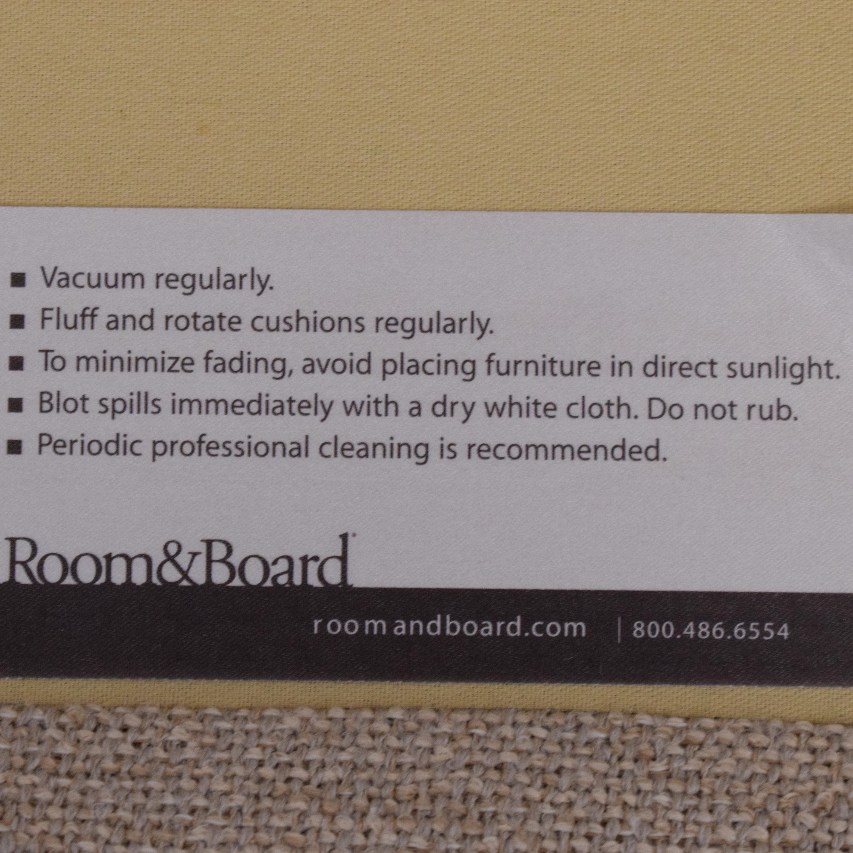 Room & Board Room & Board Ian Sofa with Chaise ct