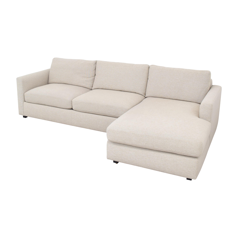 Room & Board Room & Board Ian Sofa with Chaise on sale