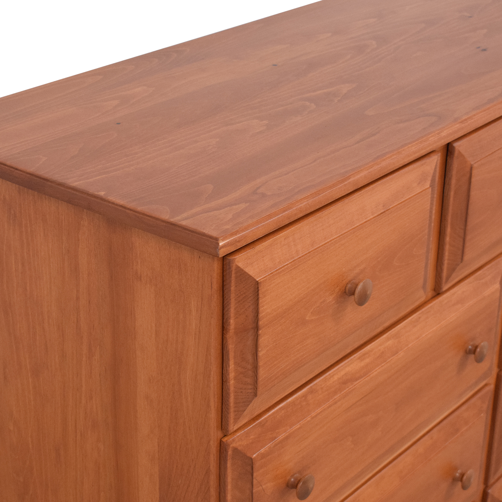 Gothic Cabinet Craft Gothic Cabinet Craft Nine-Drawer Dresser dimensions
