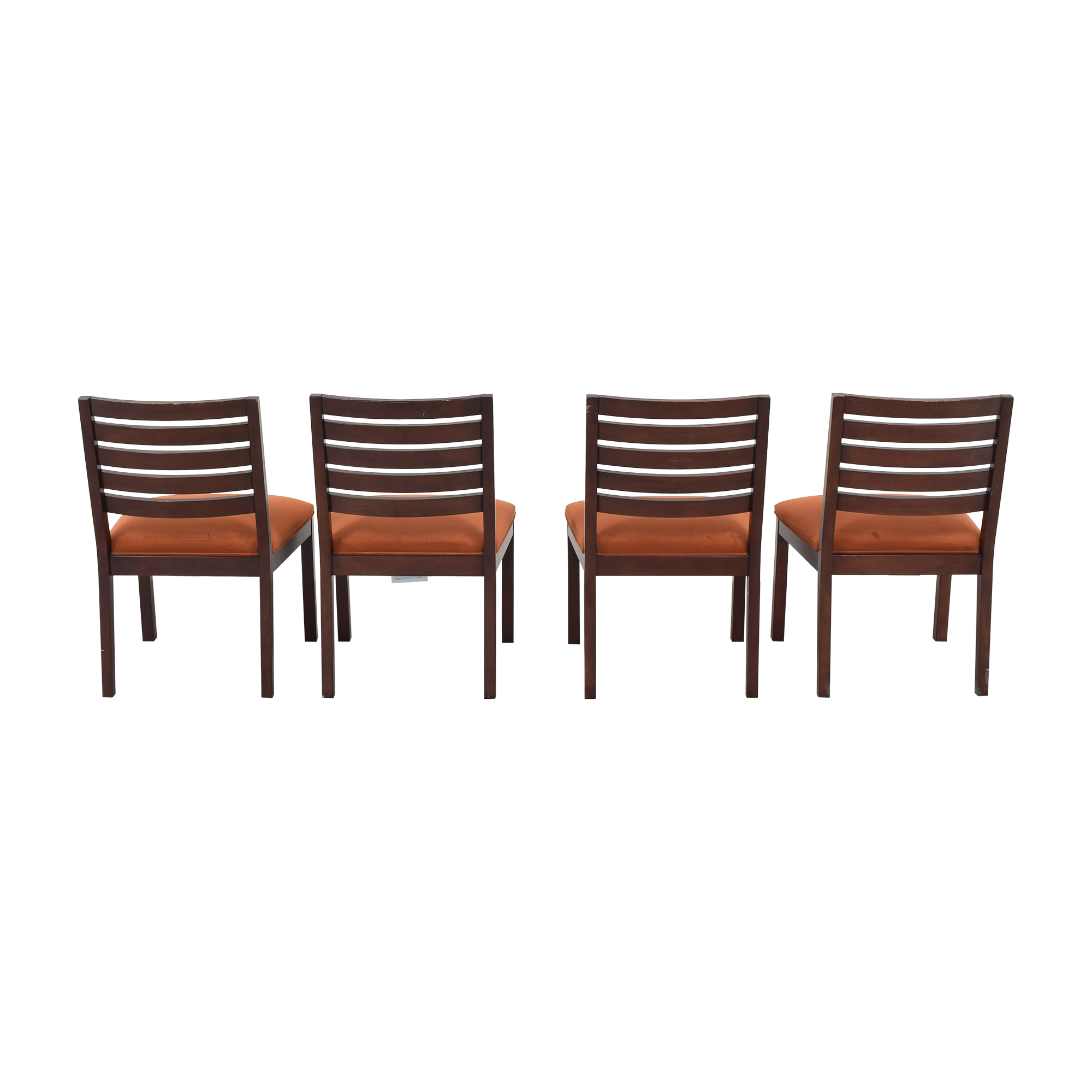 Ethan Allen Upholstered Dining Chairs sale
