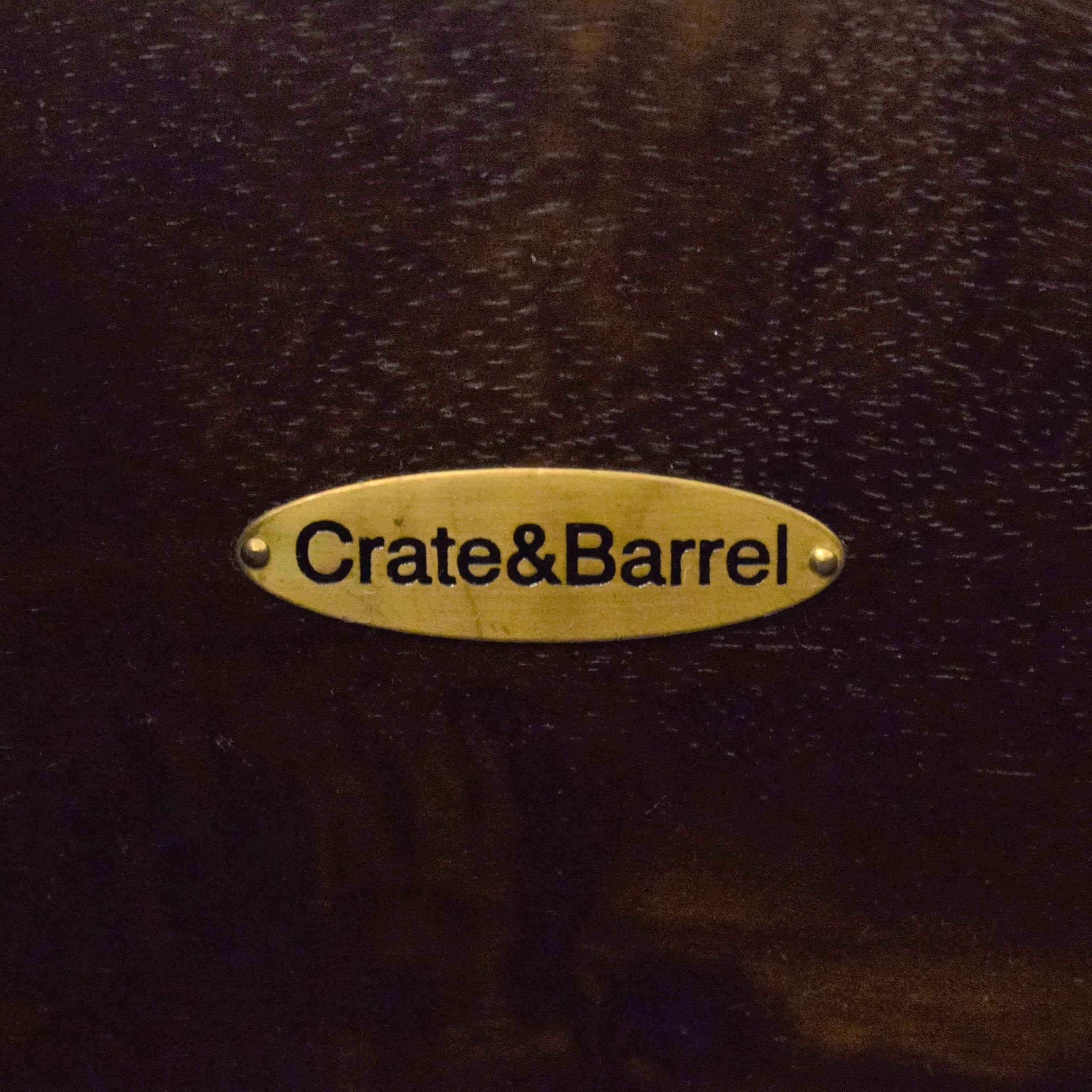 Crate & Barrel Crate & Barrel Dawson Nightstand nj