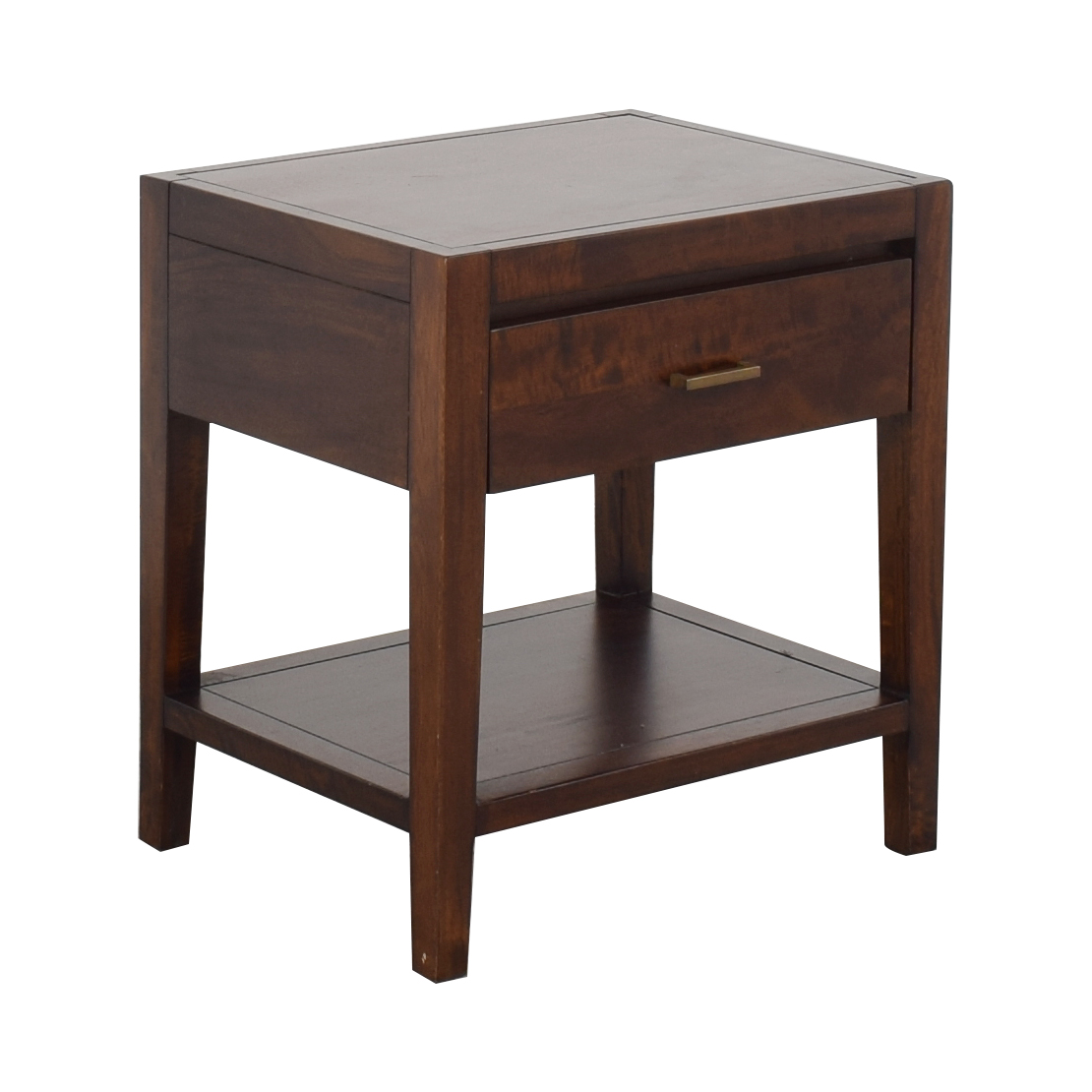 buy Crate & Barrel Dawson Nightstand Crate & Barrel Tables