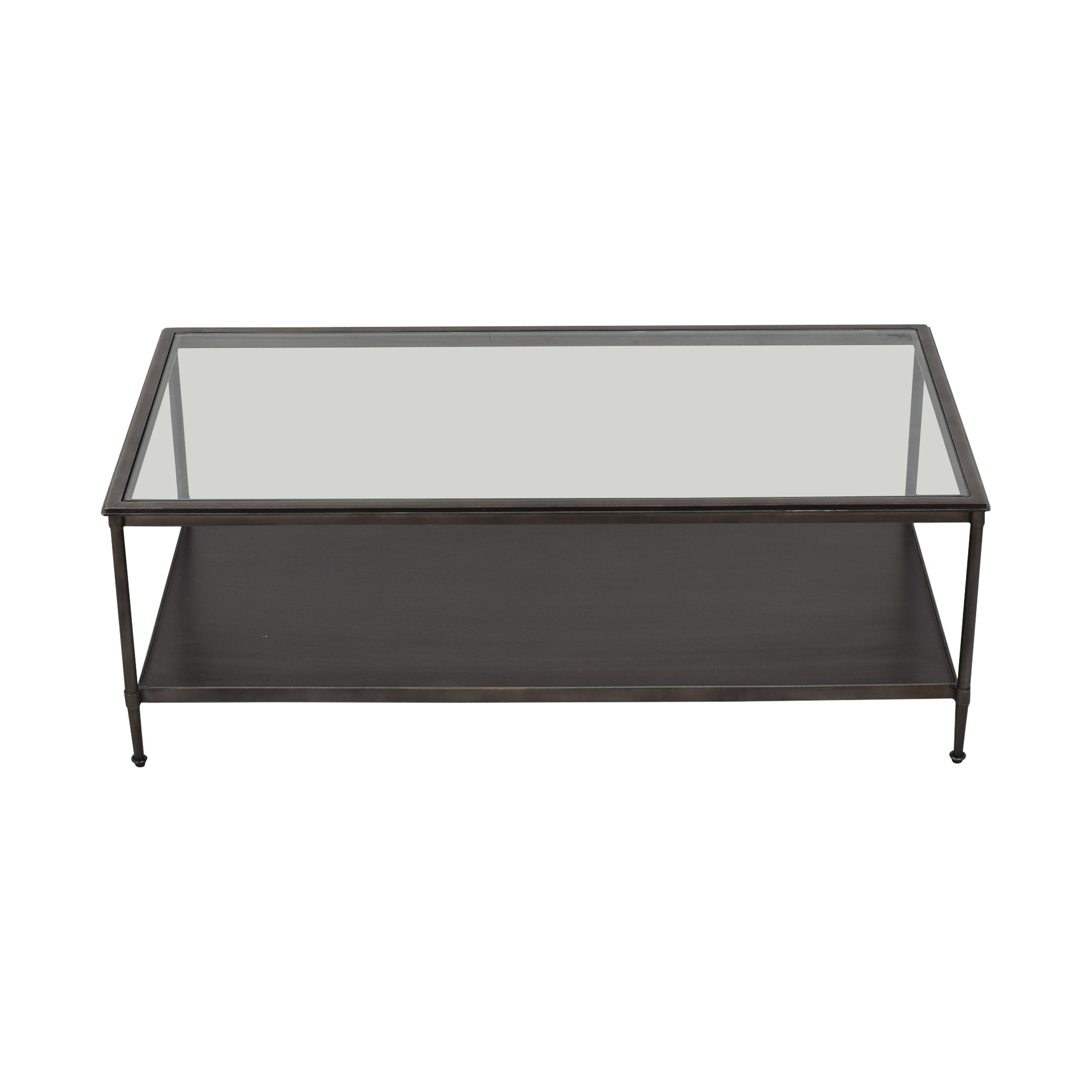 buy Crate & Barrel Kyra Coffee Table Crate & Barrel Coffee Tables