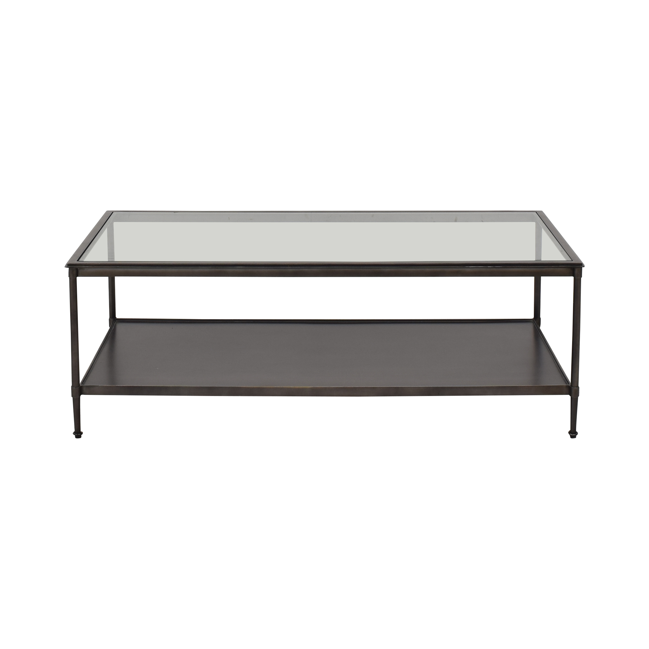 Crate & Barrel Crate & Barrel Kyra Coffee Table for sale