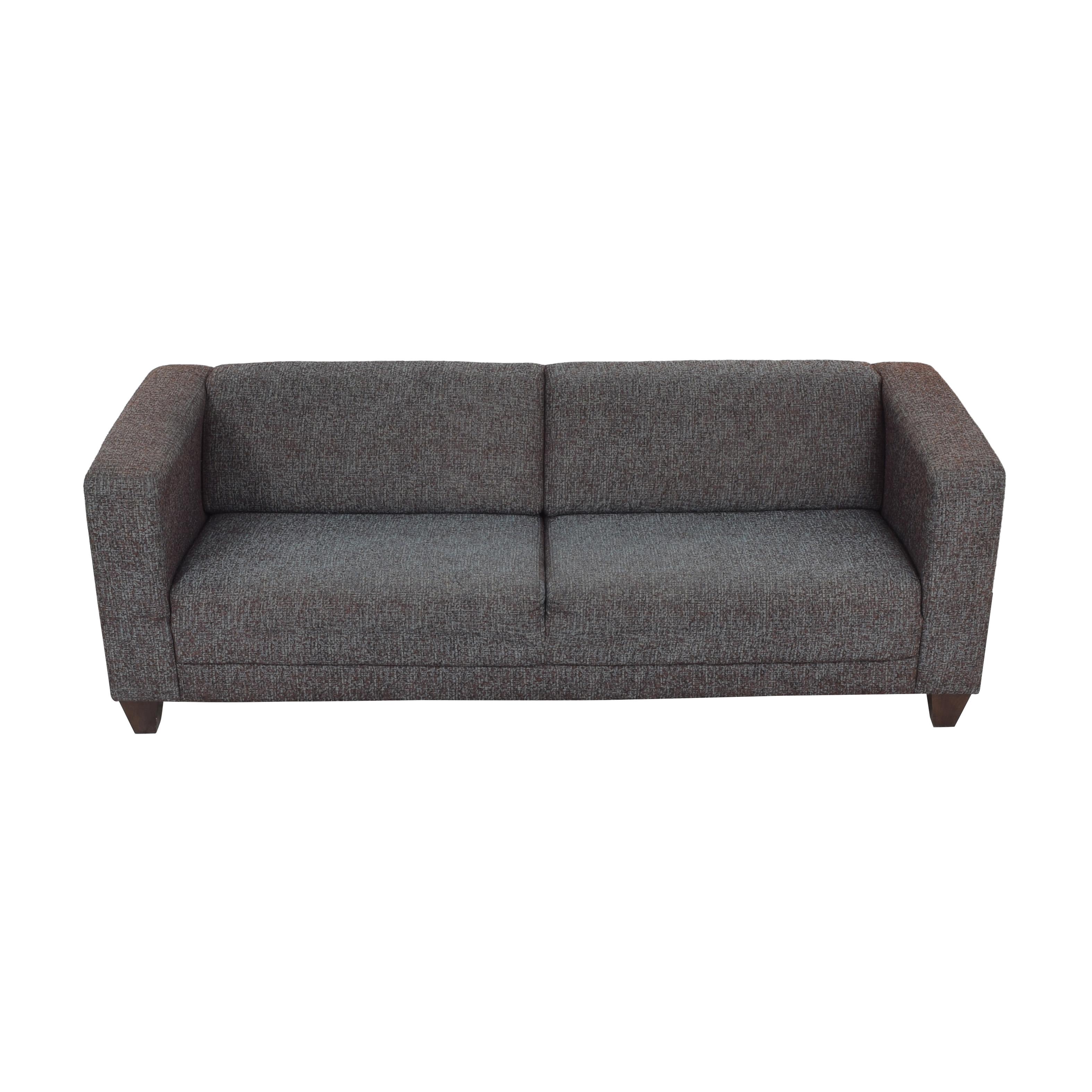 shop Palliser Stella Two-Cushion Sofa Palliser Sofas