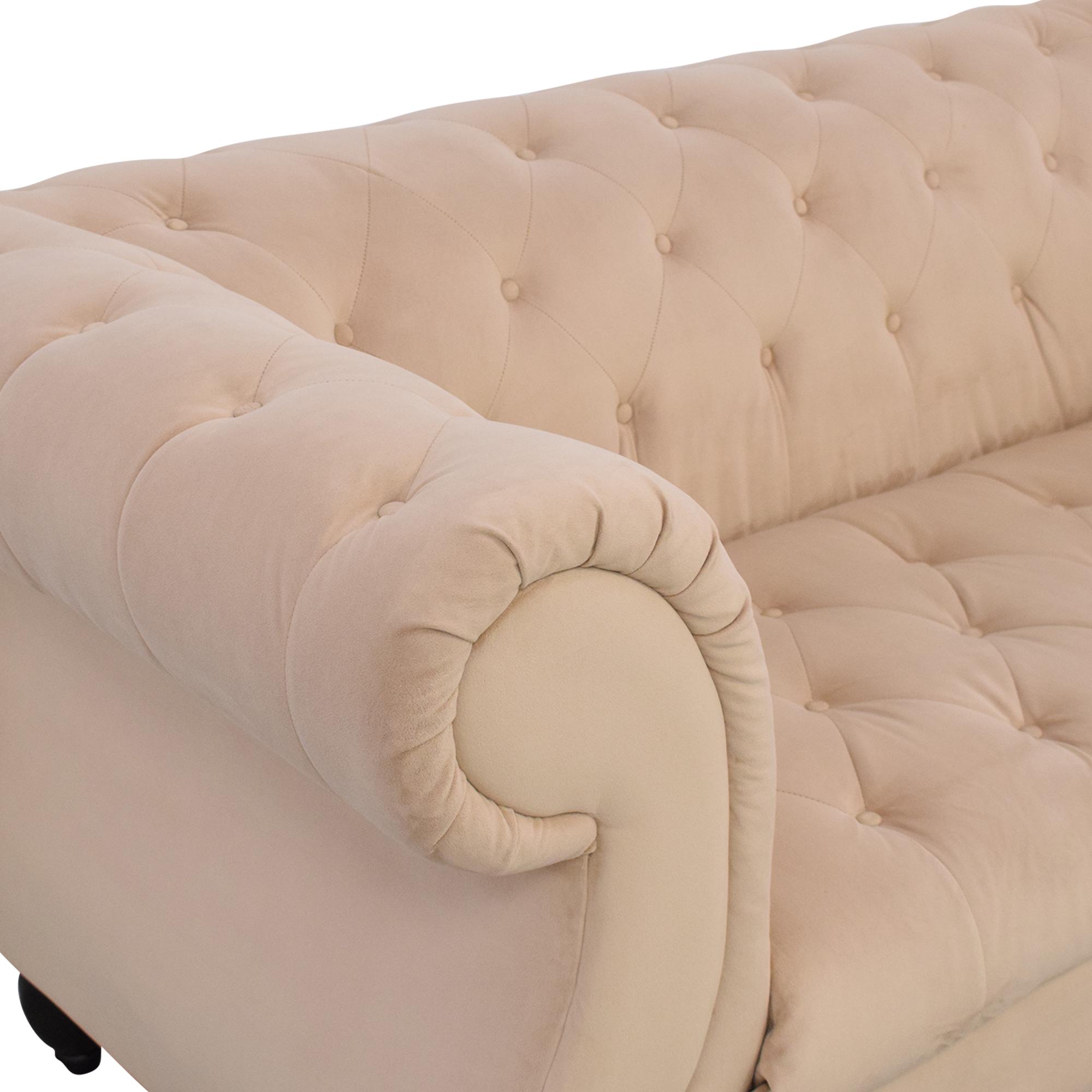 Raymour & Flanigan Raymour & Flanigan Chesterfield Sofa Classic Sofas