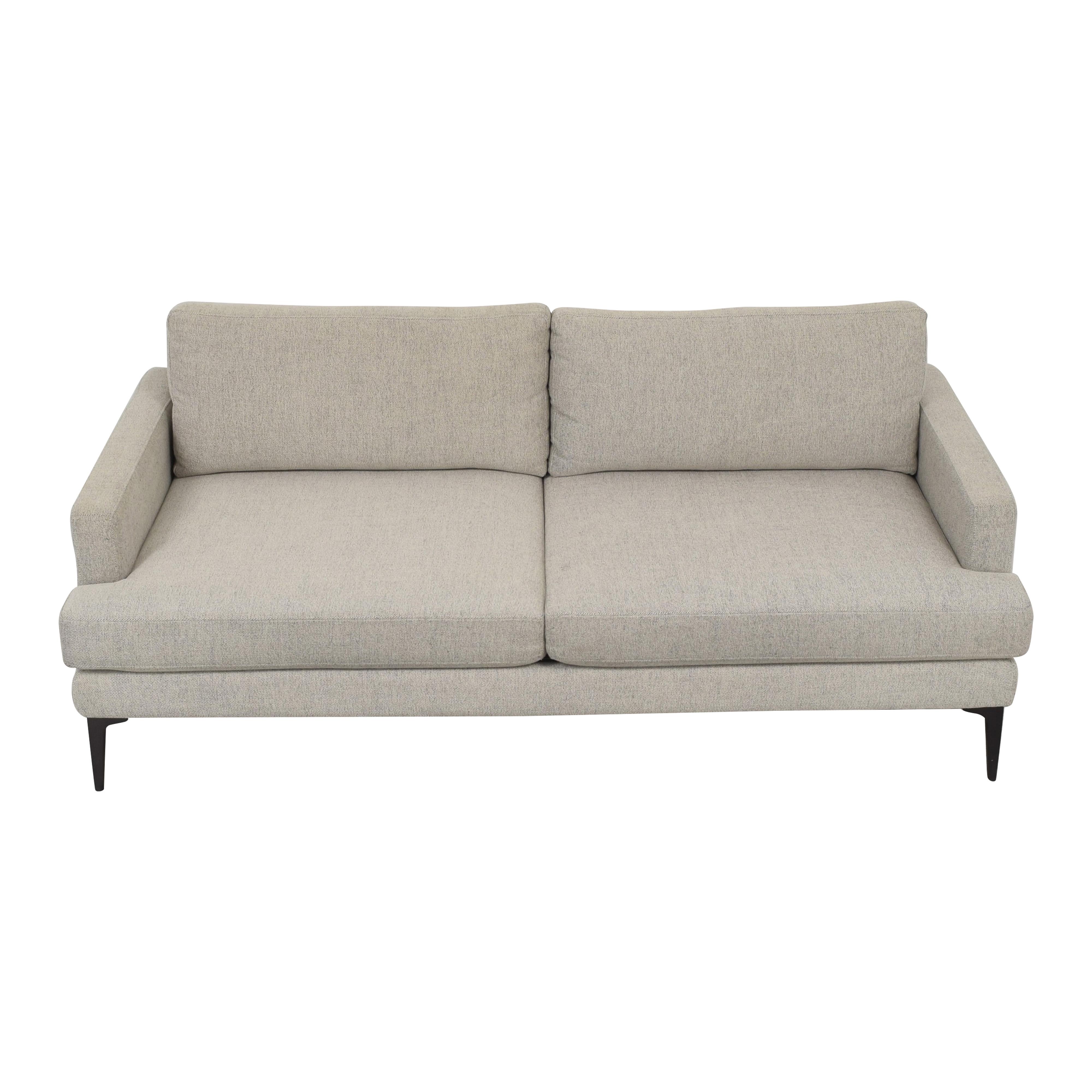 West Elm West Elm Andes Sofa Classic Sofas