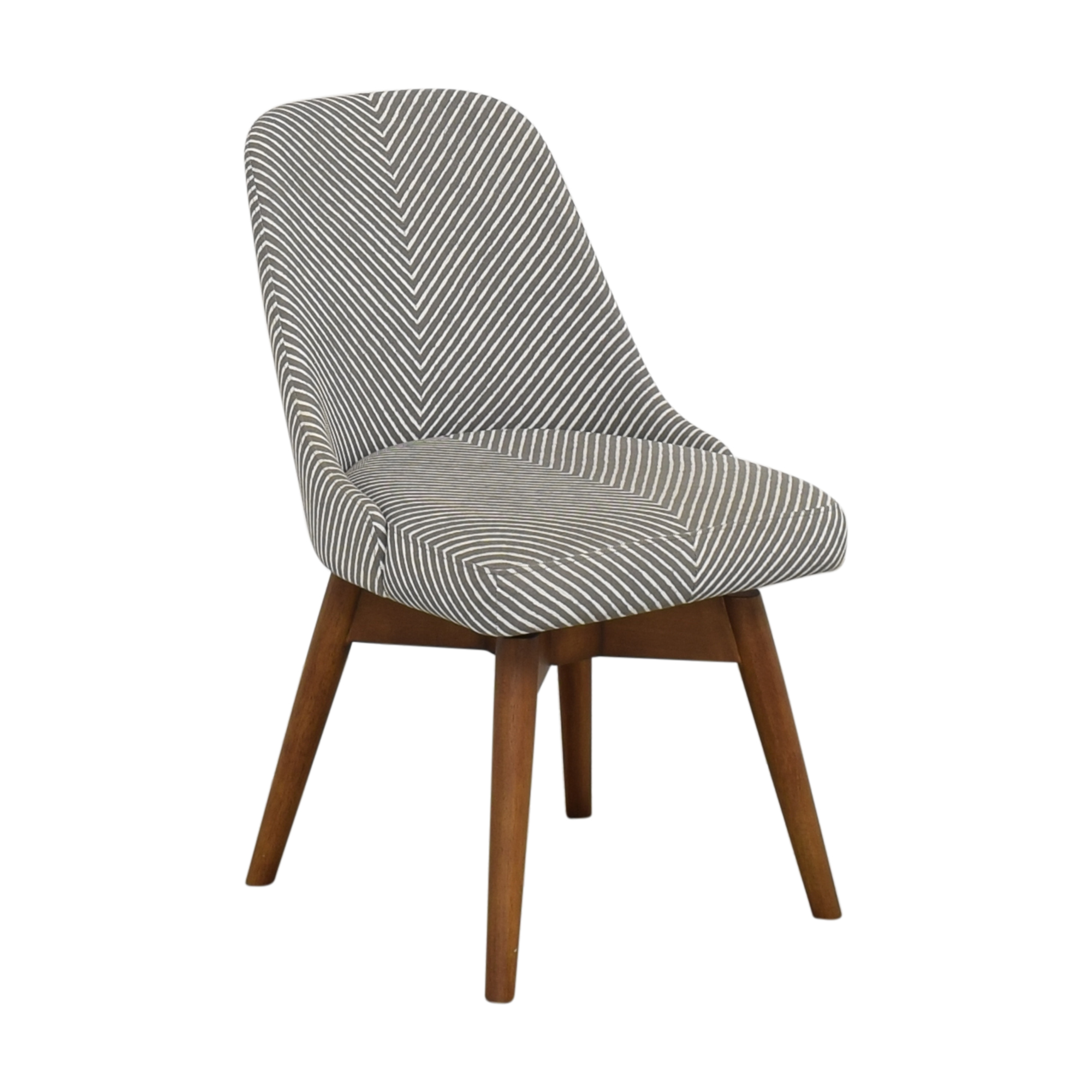 buy West Elm Mid-Century Office Chair West Elm Home Office Chairs
