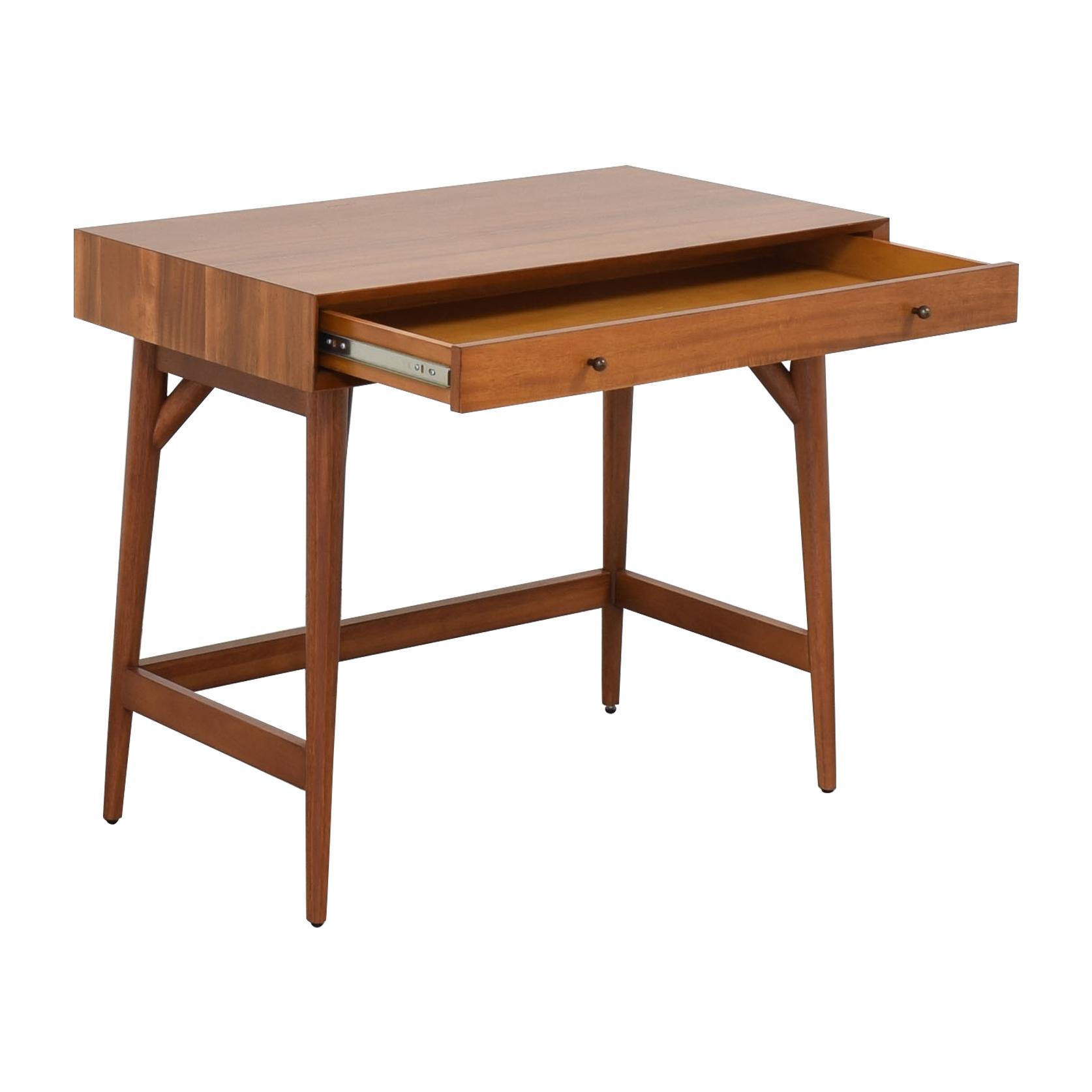 West Elm West Elm Mid Century Mini Desk dimensions