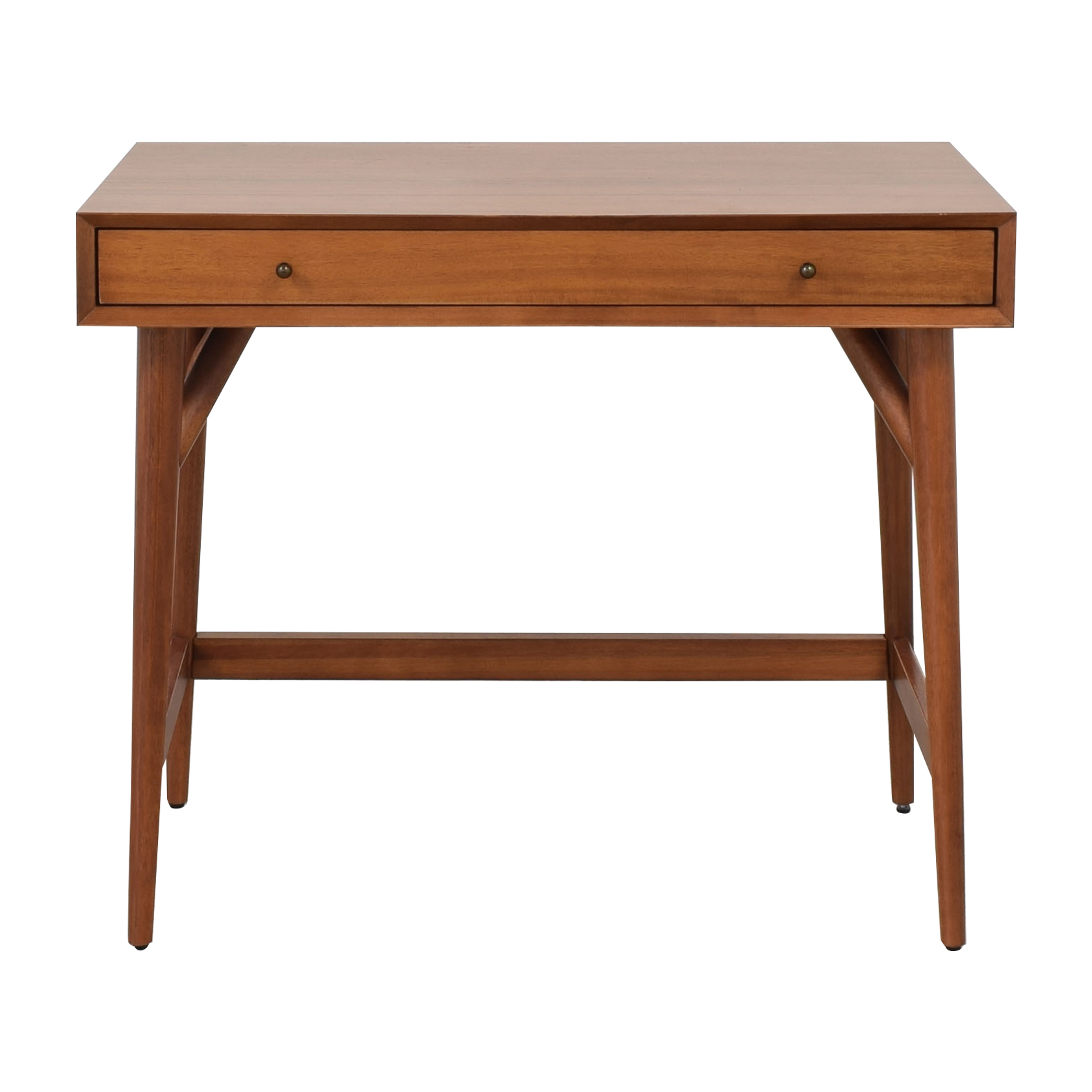 West Elm Mid Century Mini Desk sale