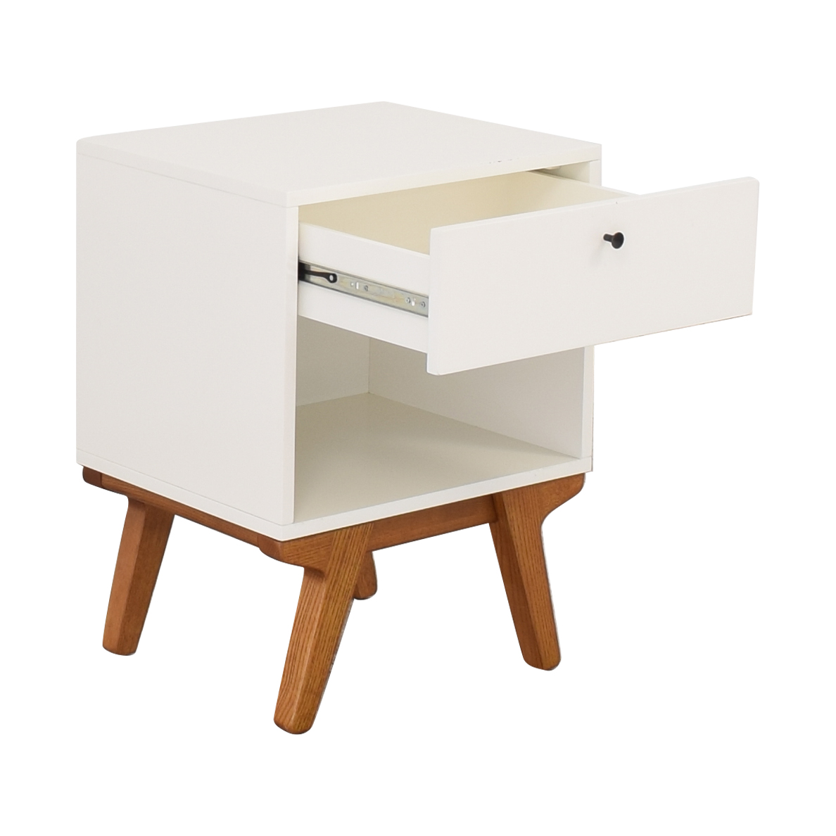 West Elm Modern Nightstand / Tables