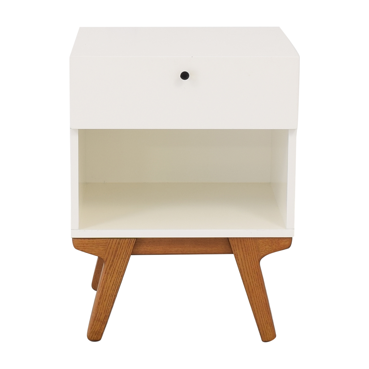 West Elm West Elm Modern Nightstand nyc