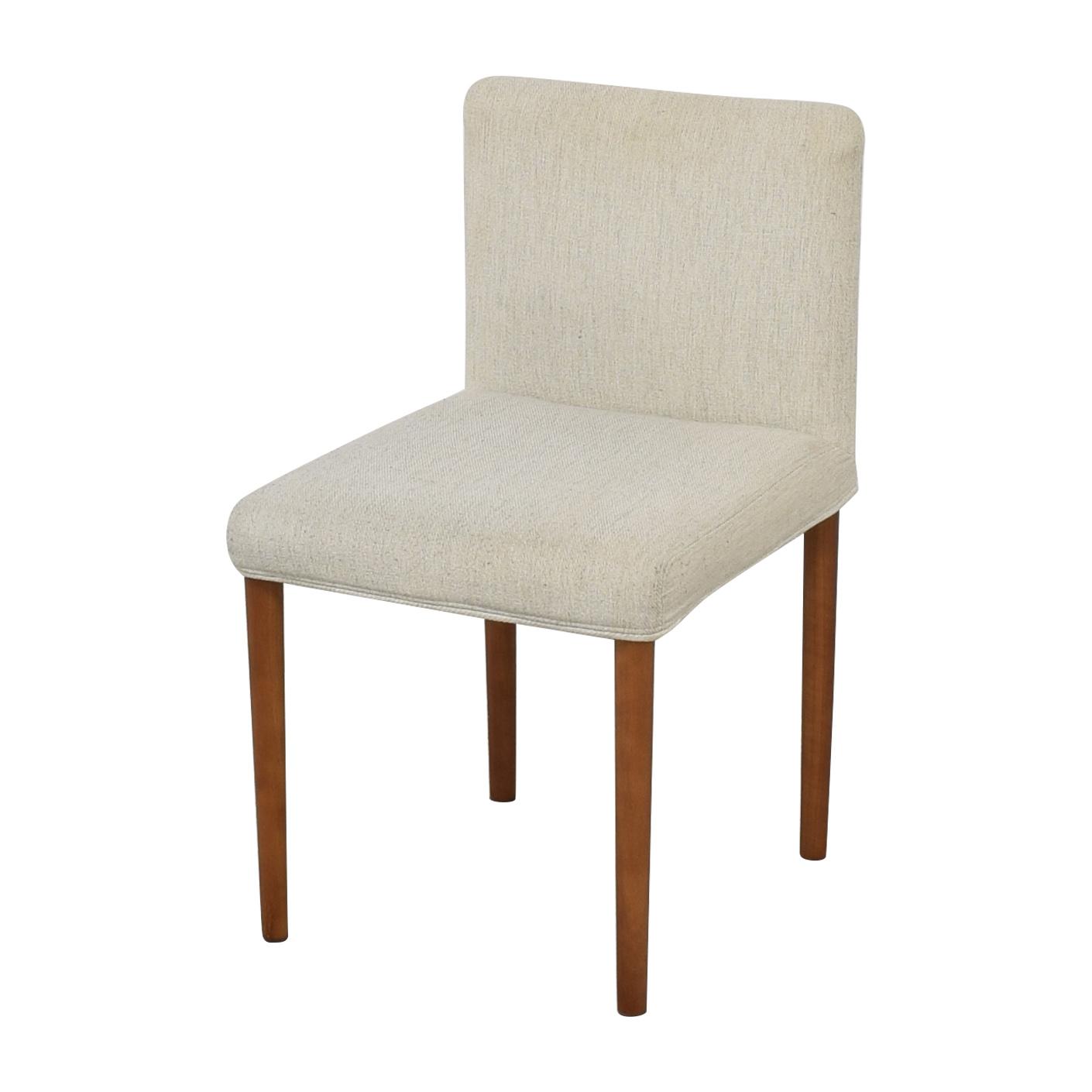 West Elm Ellis Side Dining Chairs sale