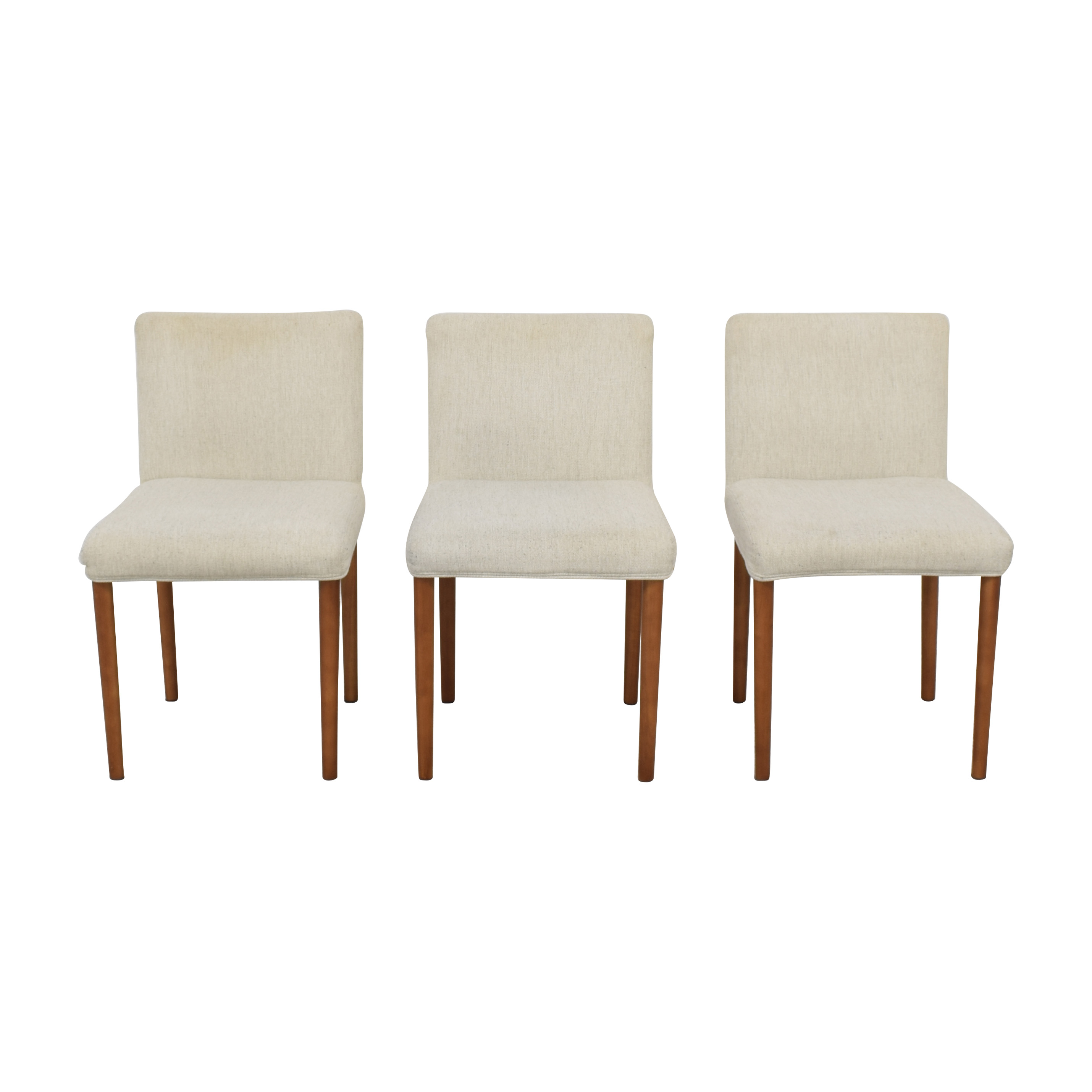 West Elm Ellis Side Dining Chairs sale
