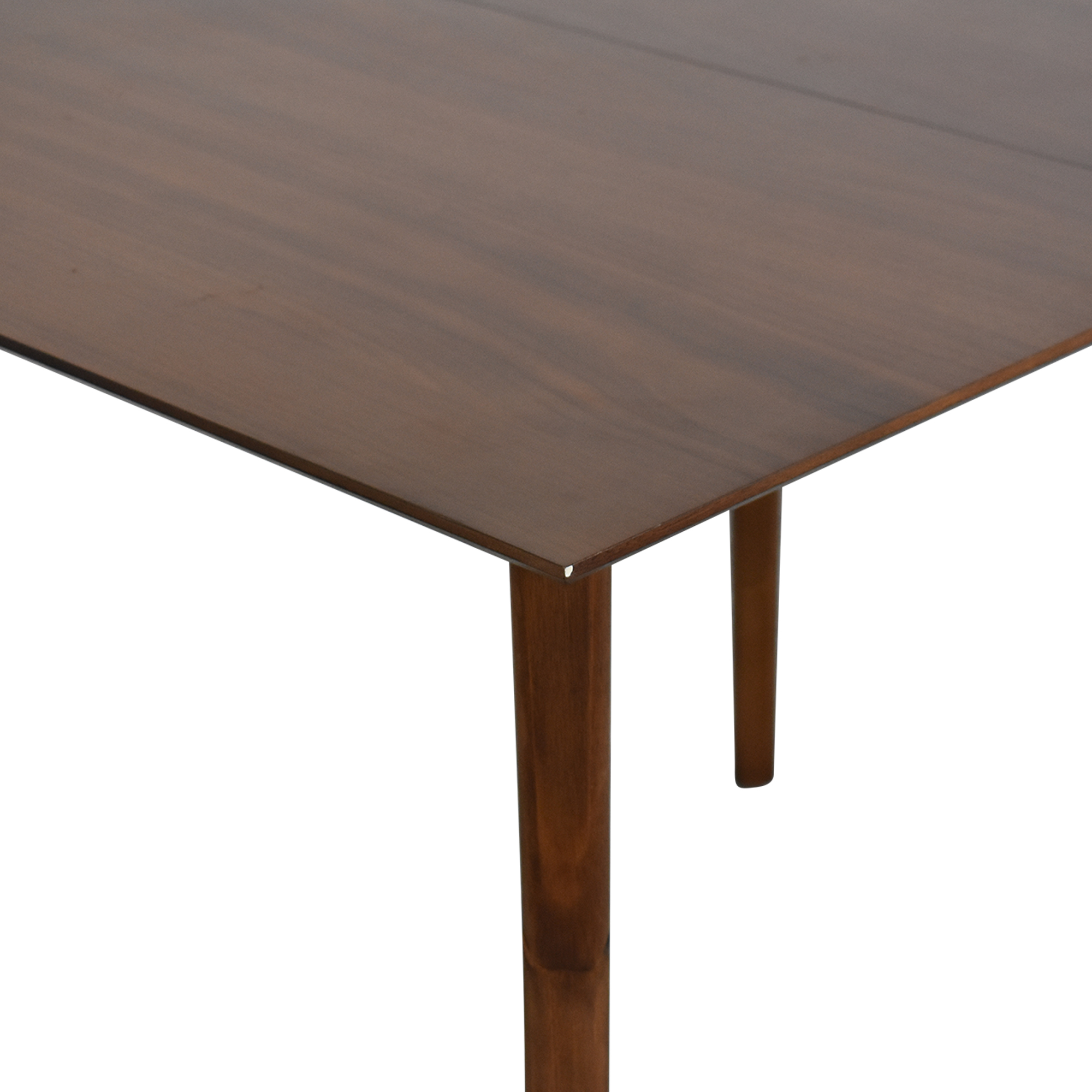 West Elm West Elm Mid-Century Expandable Dining Table ma