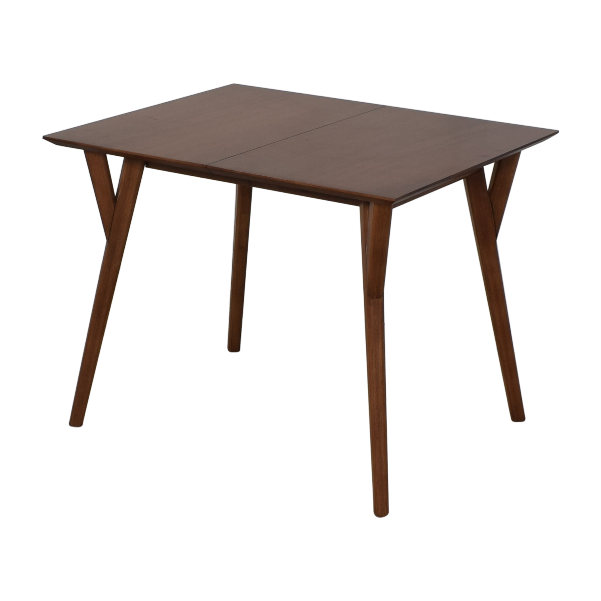 West Elm West Elm Mid-Century Expandable Dining Table dimensions